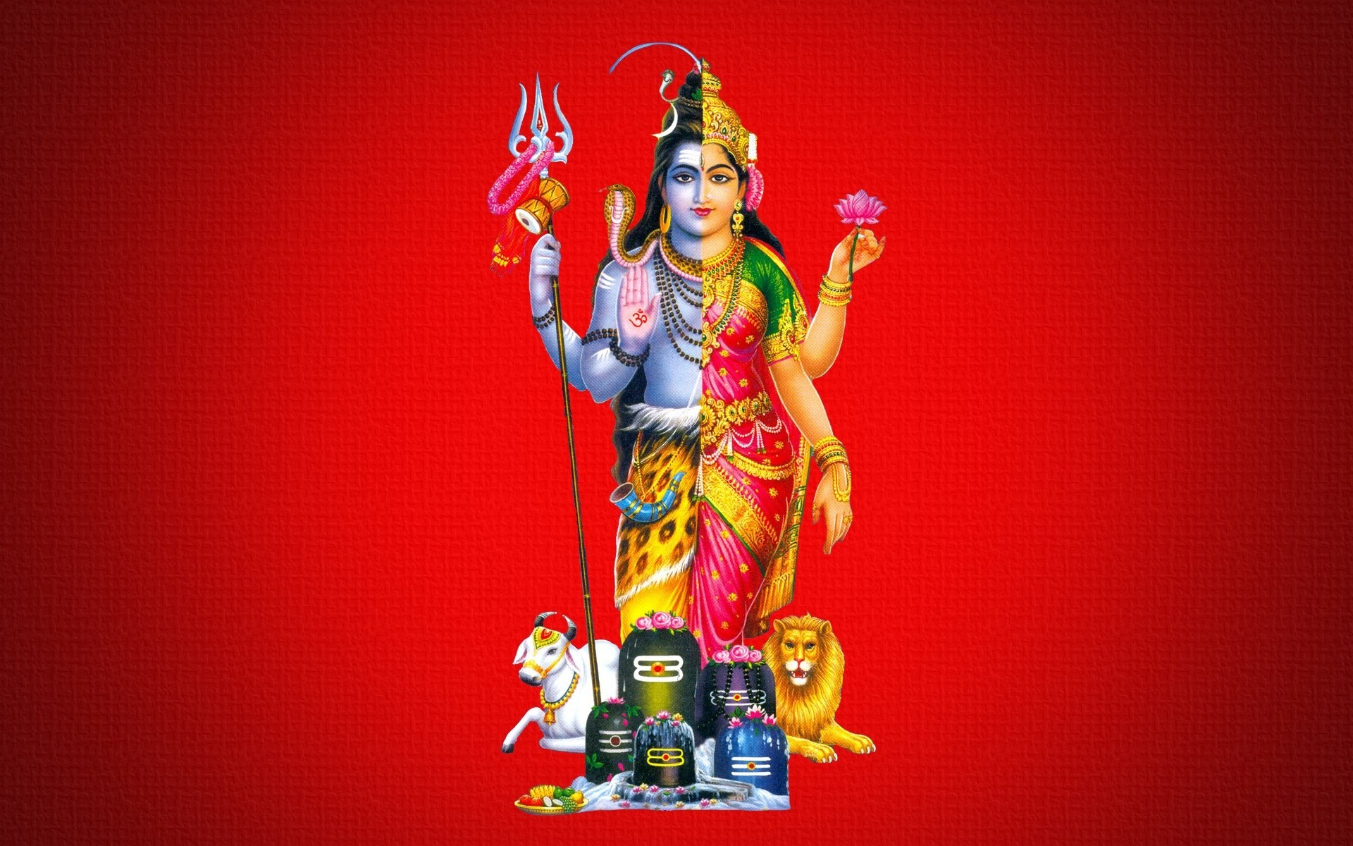 lord shiva parvati wallpapers high resolution