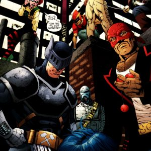 Batman Bat Family