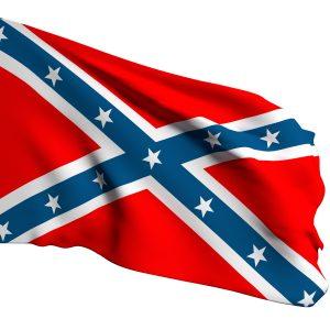 Confederate Flag Wallpaper 3D