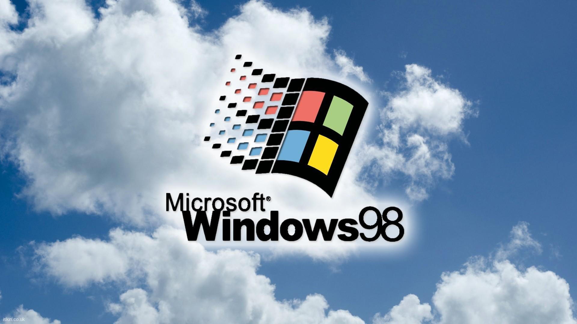 Windows 98 Logo wallpaper – 626438