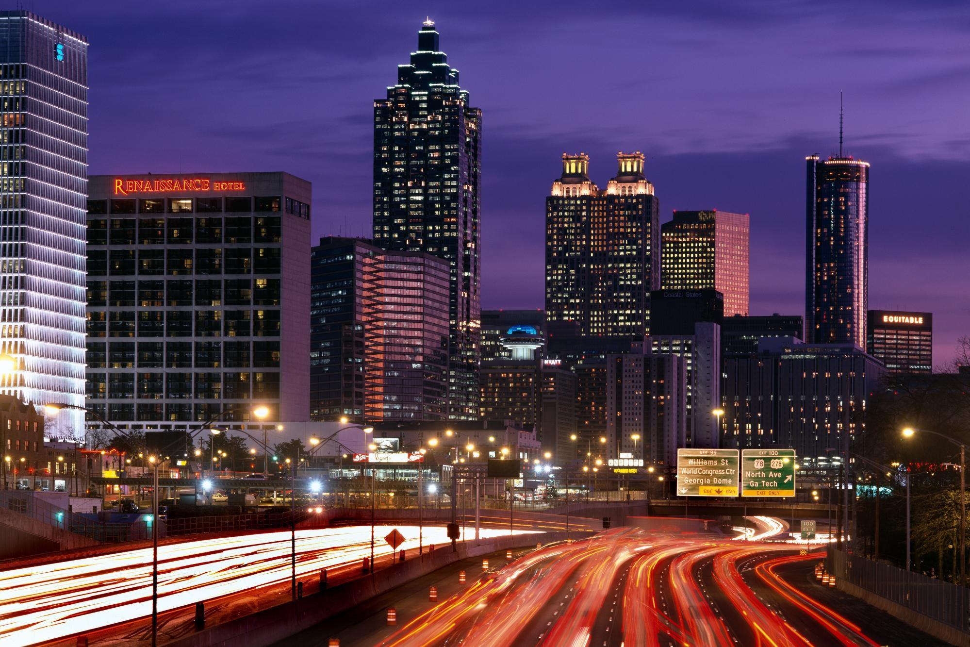 Atlanta Georgia Wallpapers | HD Wallpapers