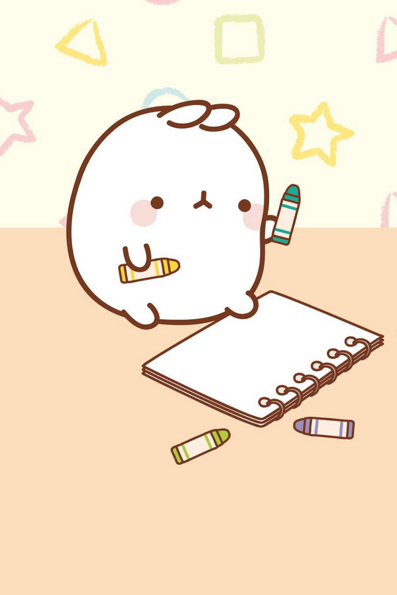 Explore Kawaii Background, Iphone Backgrounds, and more!