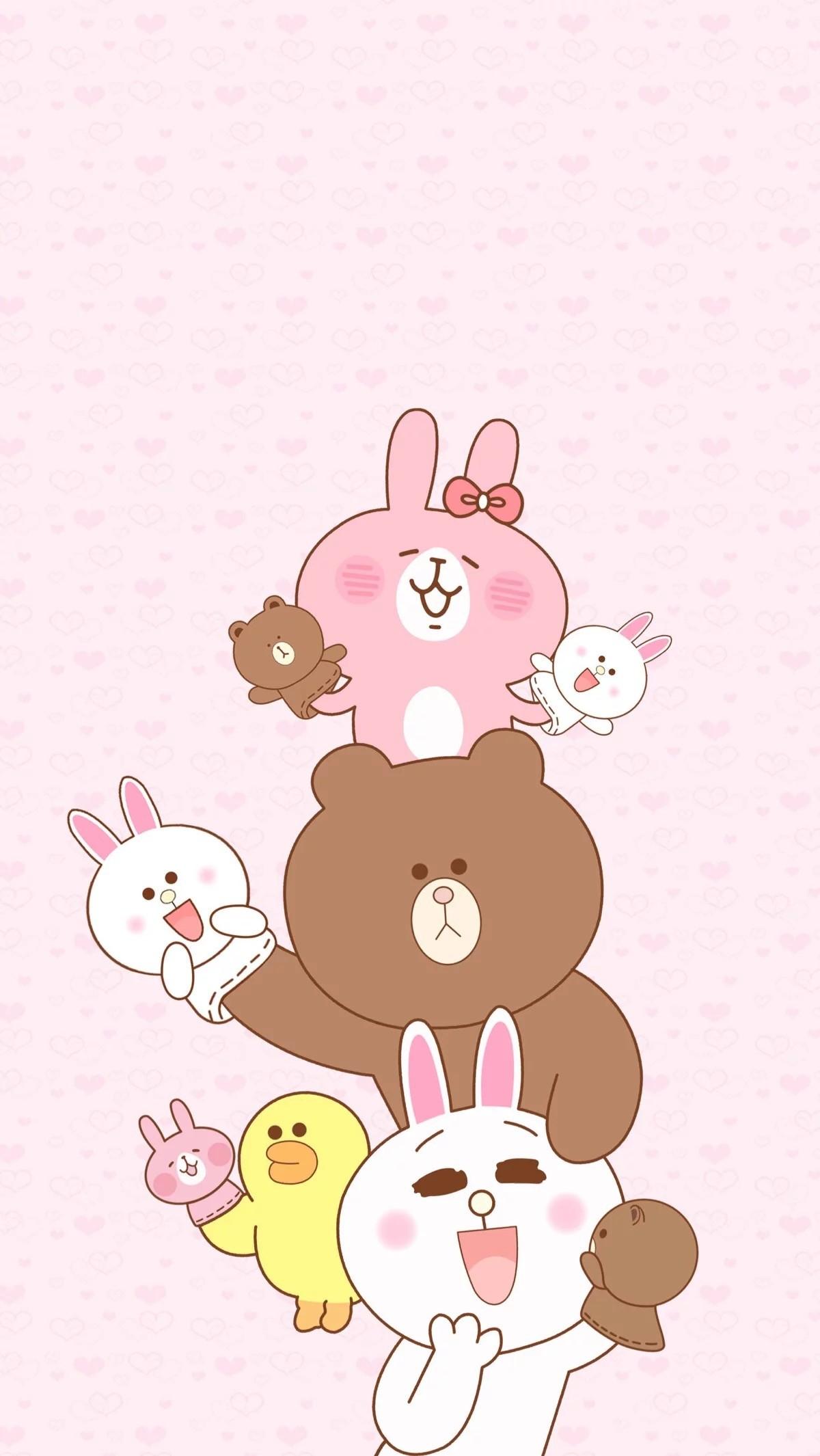 Kawaii Wallpaper, Kawaii Things, Brow, Sanrio, Phone Wallpapers, Iphone 7,  Sticker, Cartoon, Layout