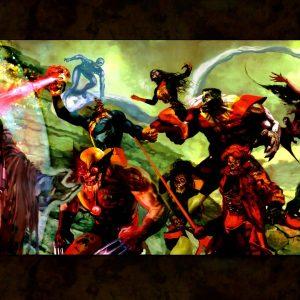 Magneto Wallpaper HD