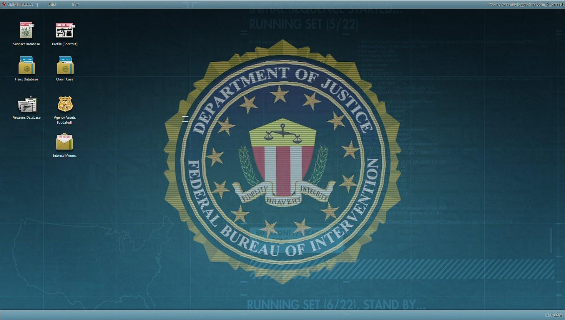 FBI Files | Payday Wiki | FANDOM powered by Wikia