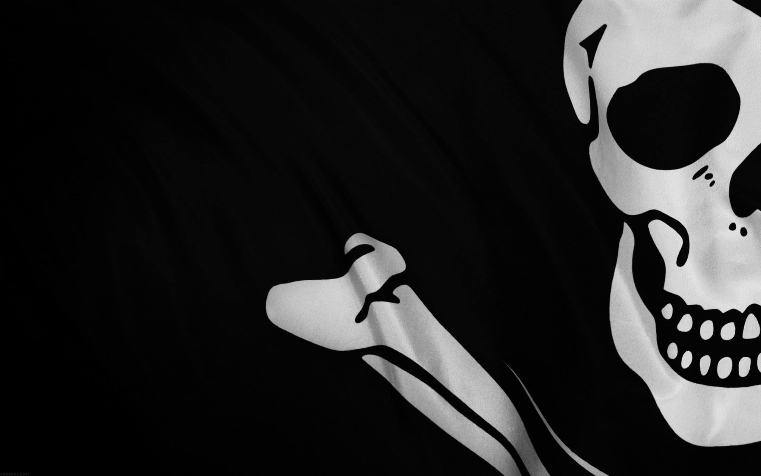 skulls pirates flags skull and crossbones 3360×1050 wallpaper Art HD  Wallpaper