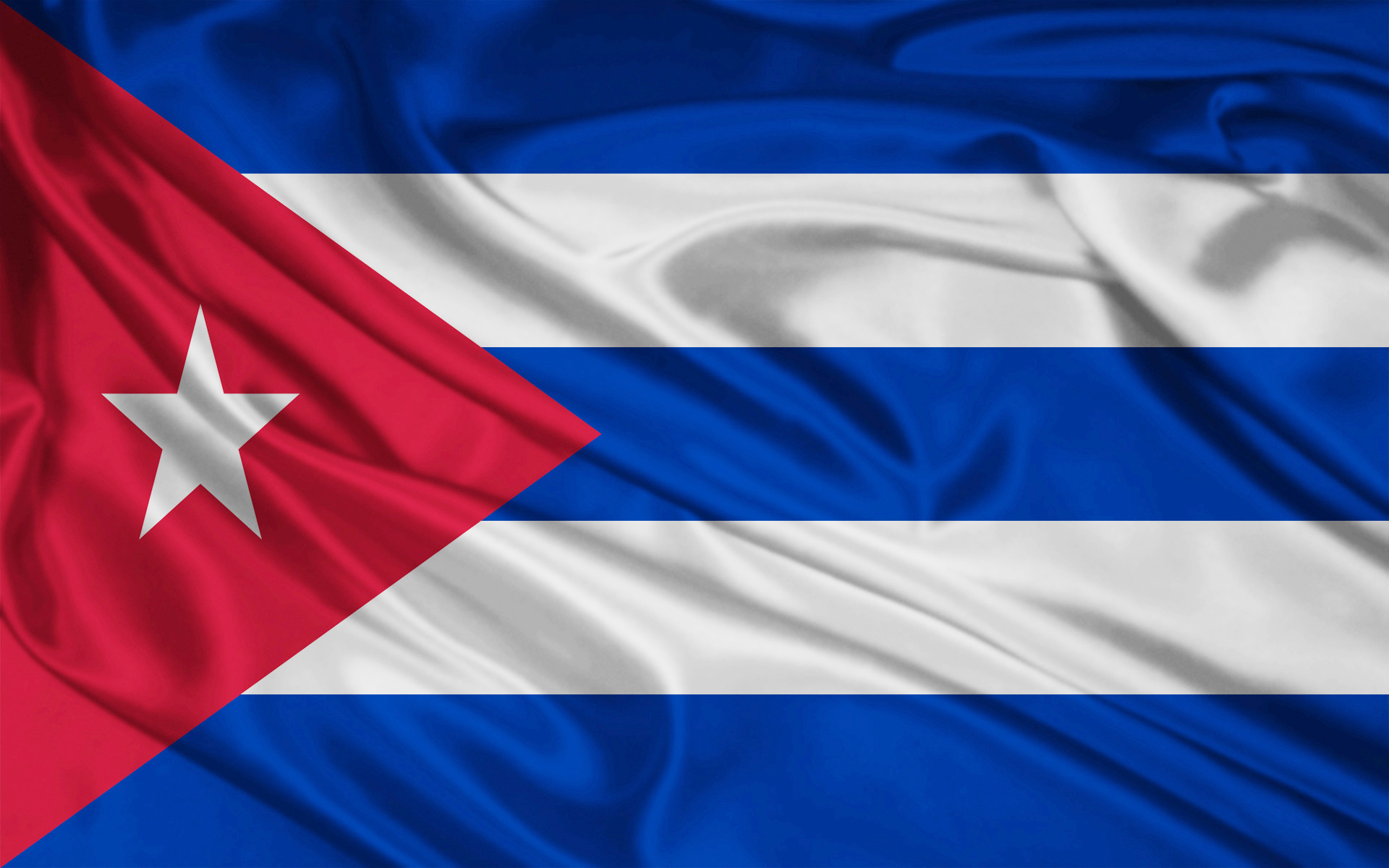 Background of the day: Cuban flag   Flag wallpapers