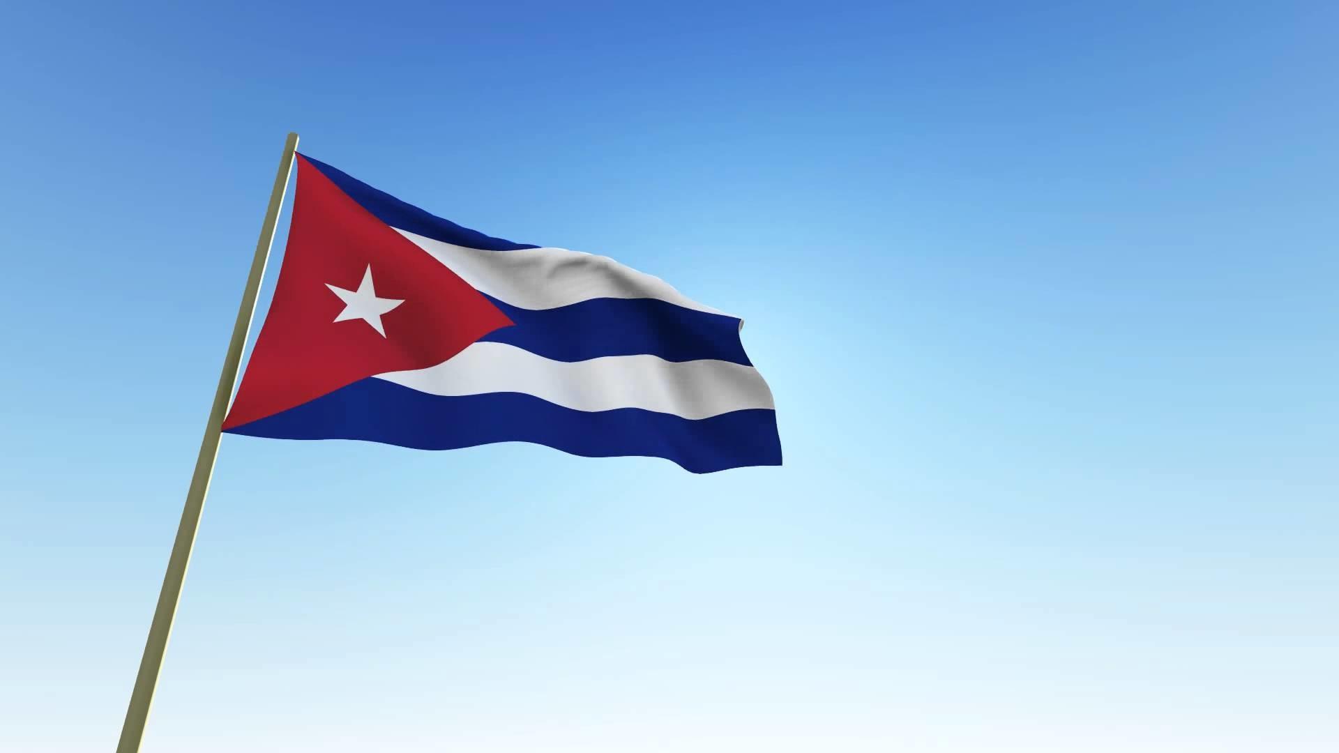 Flag Of Cuba #4
