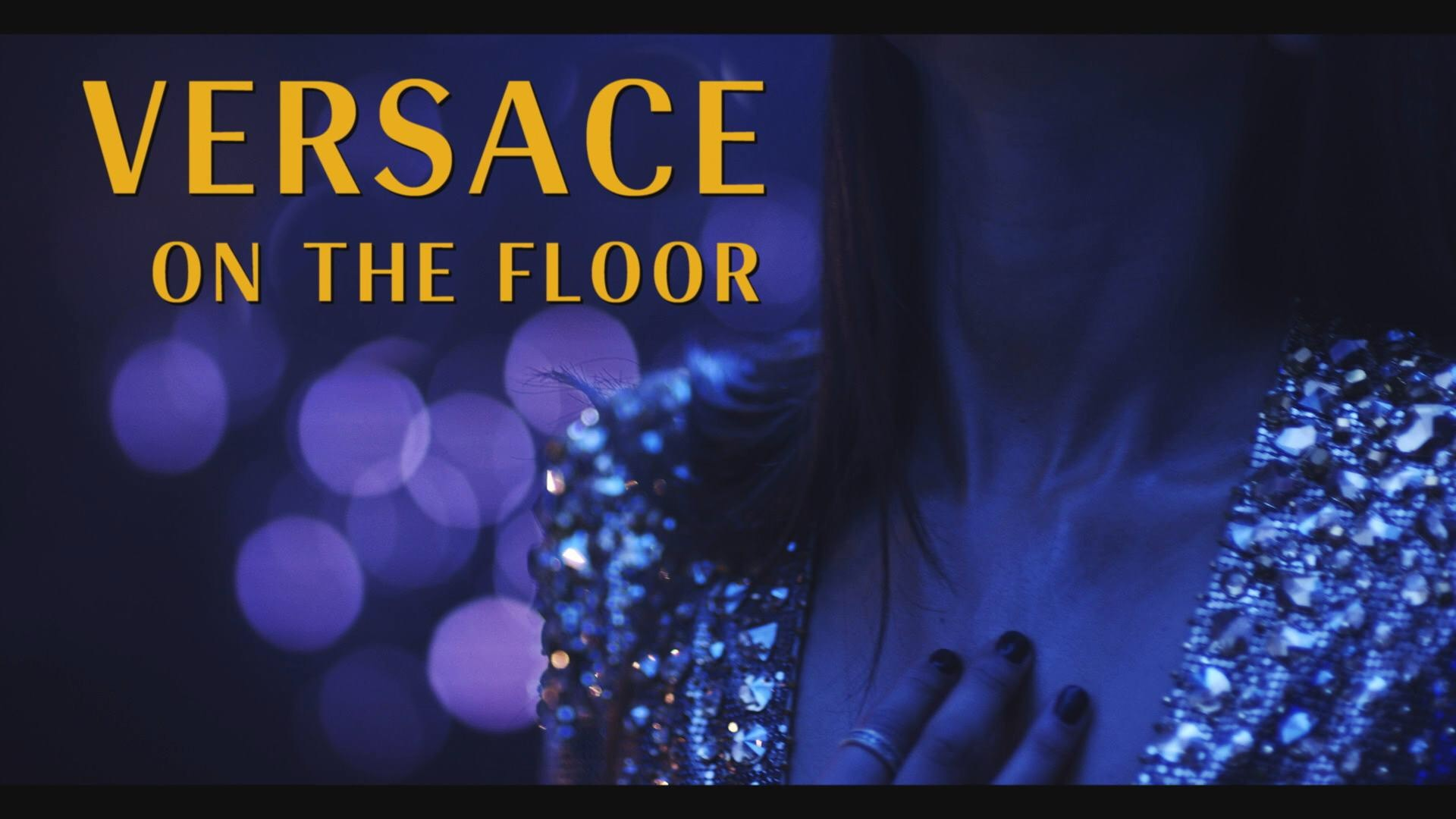 "Bruno Mars asked me to be in his ""Versace on the Floor"" music video, so OF  COURSE I had to say yes! Click HERE to see the vid."