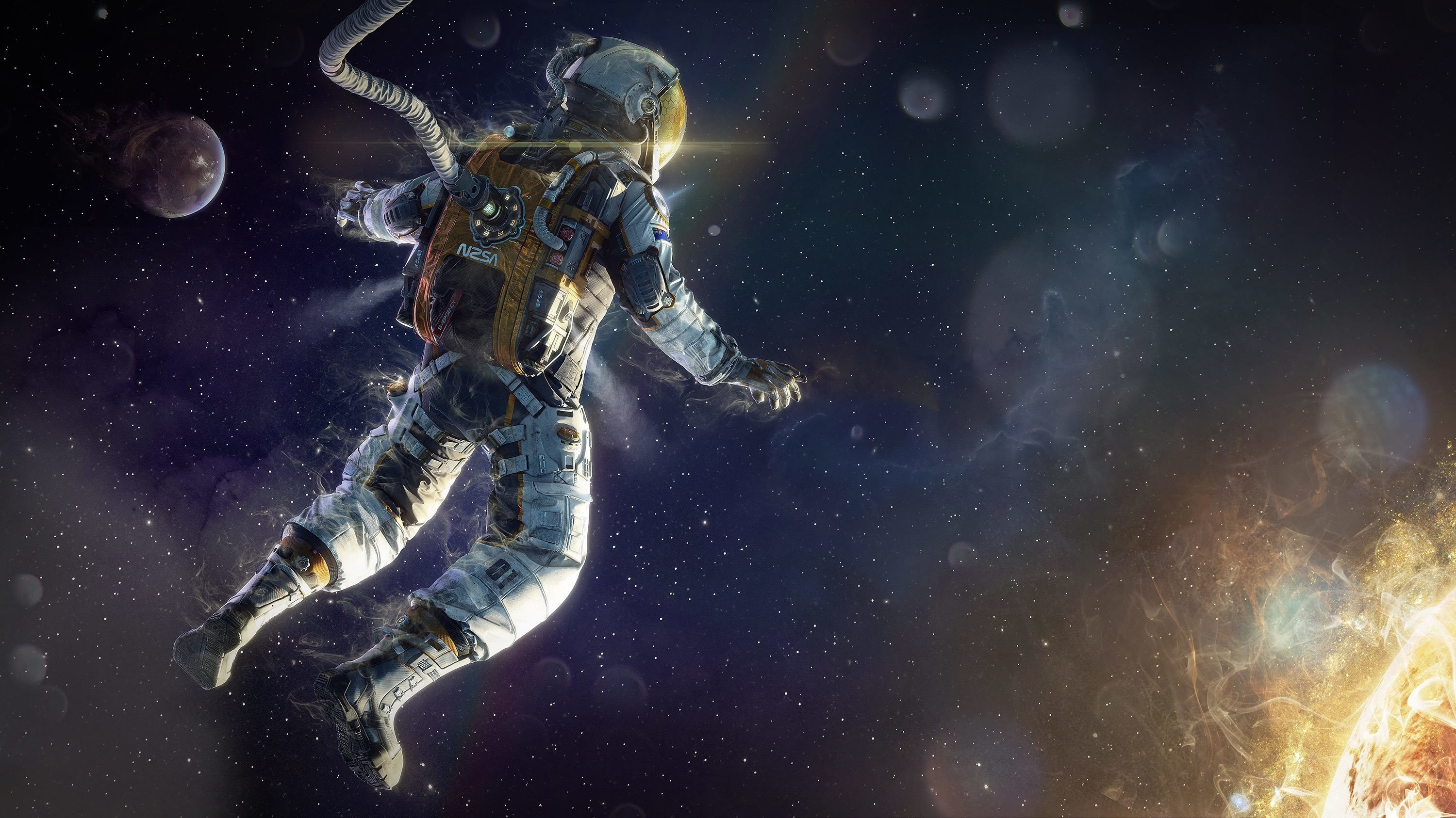 Space Genetics Holds the Secret of How We'll Exercise in Space | Inverse