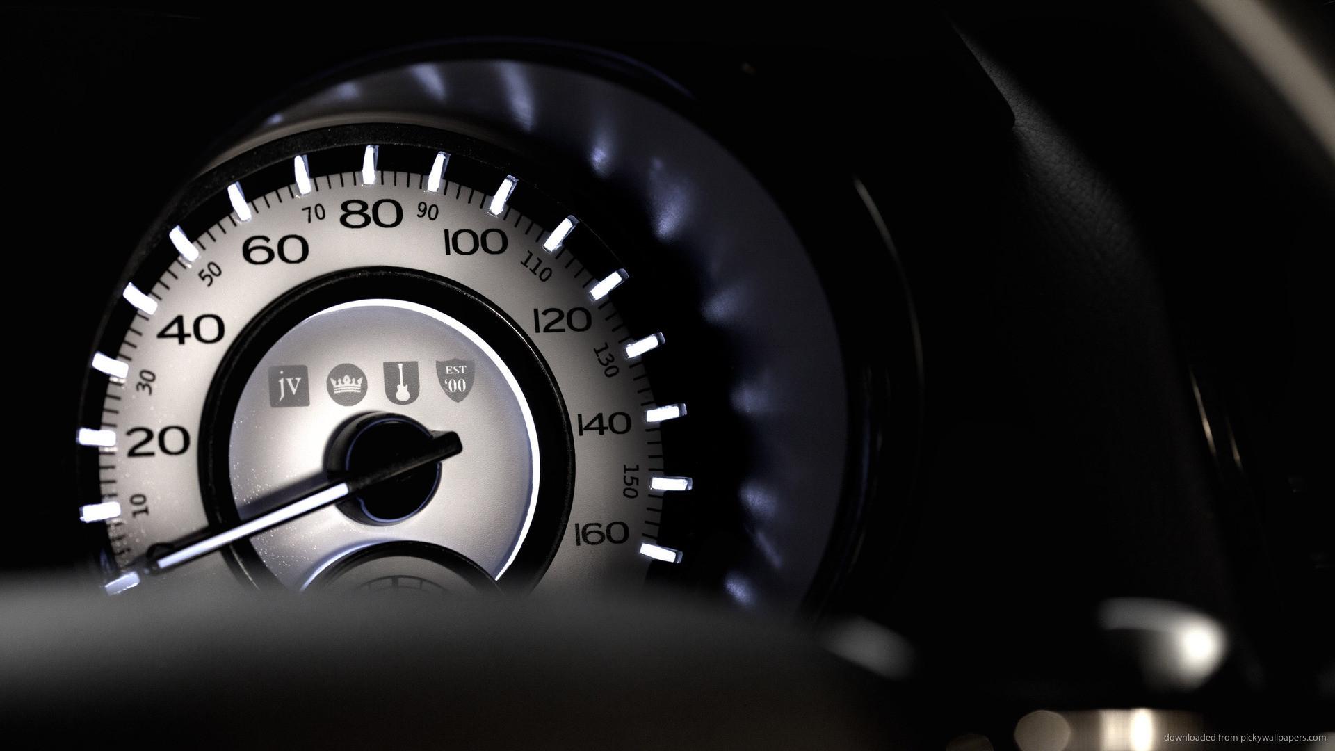 Car Speedometer Wallpaper