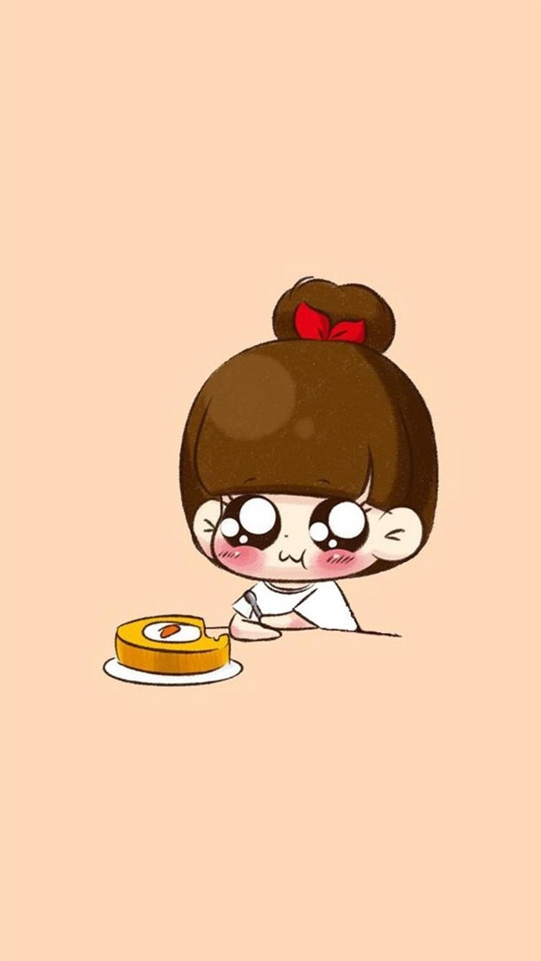 56 Cute Cartoon Food