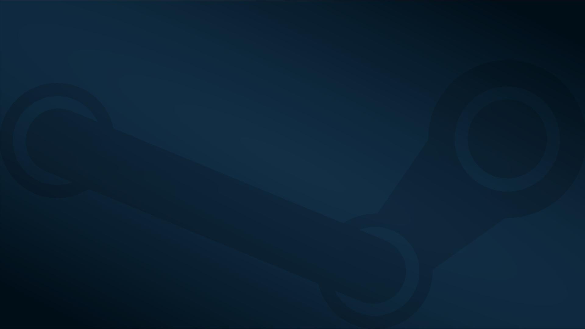 … Steam background …