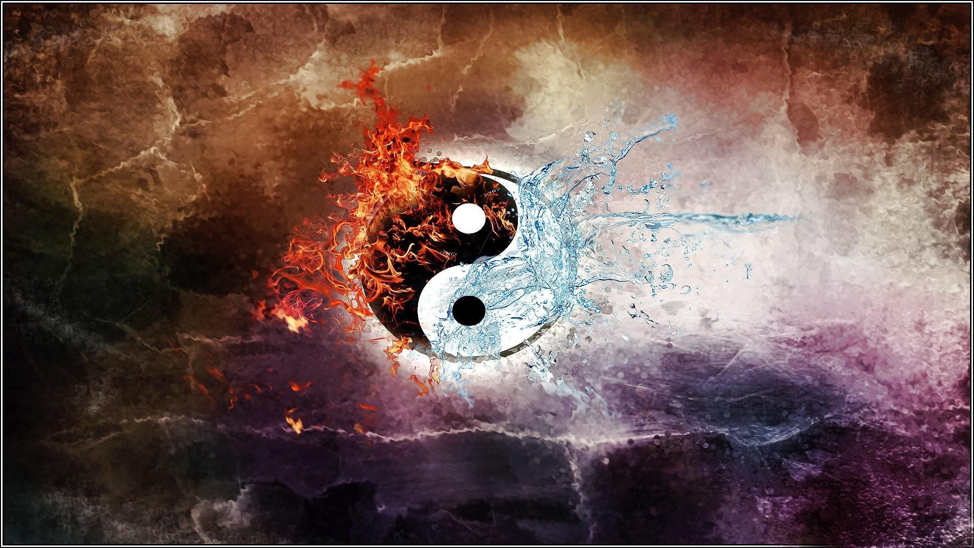Yin Yang Fire …