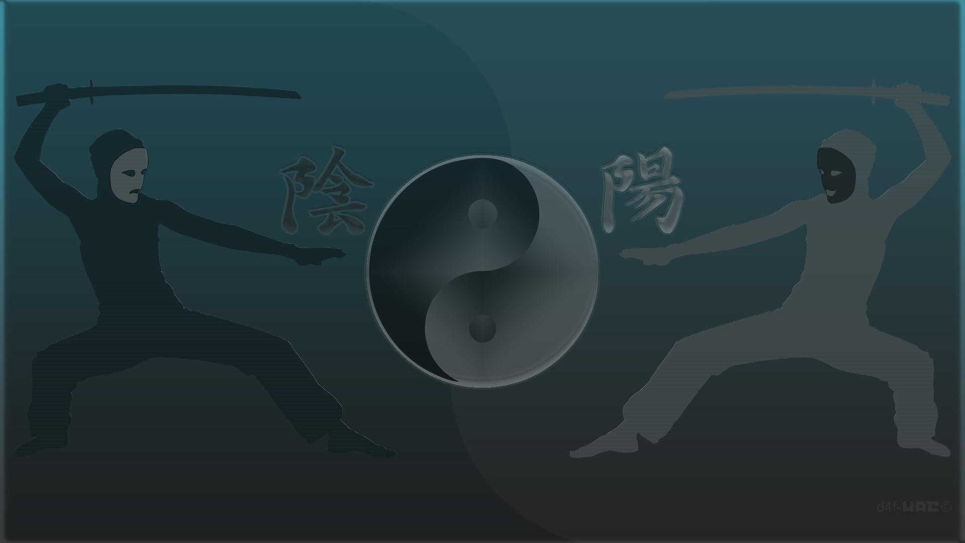Yin Yang Wallpaper | desktop themes wallpapers wallpaper explore 1920×1080