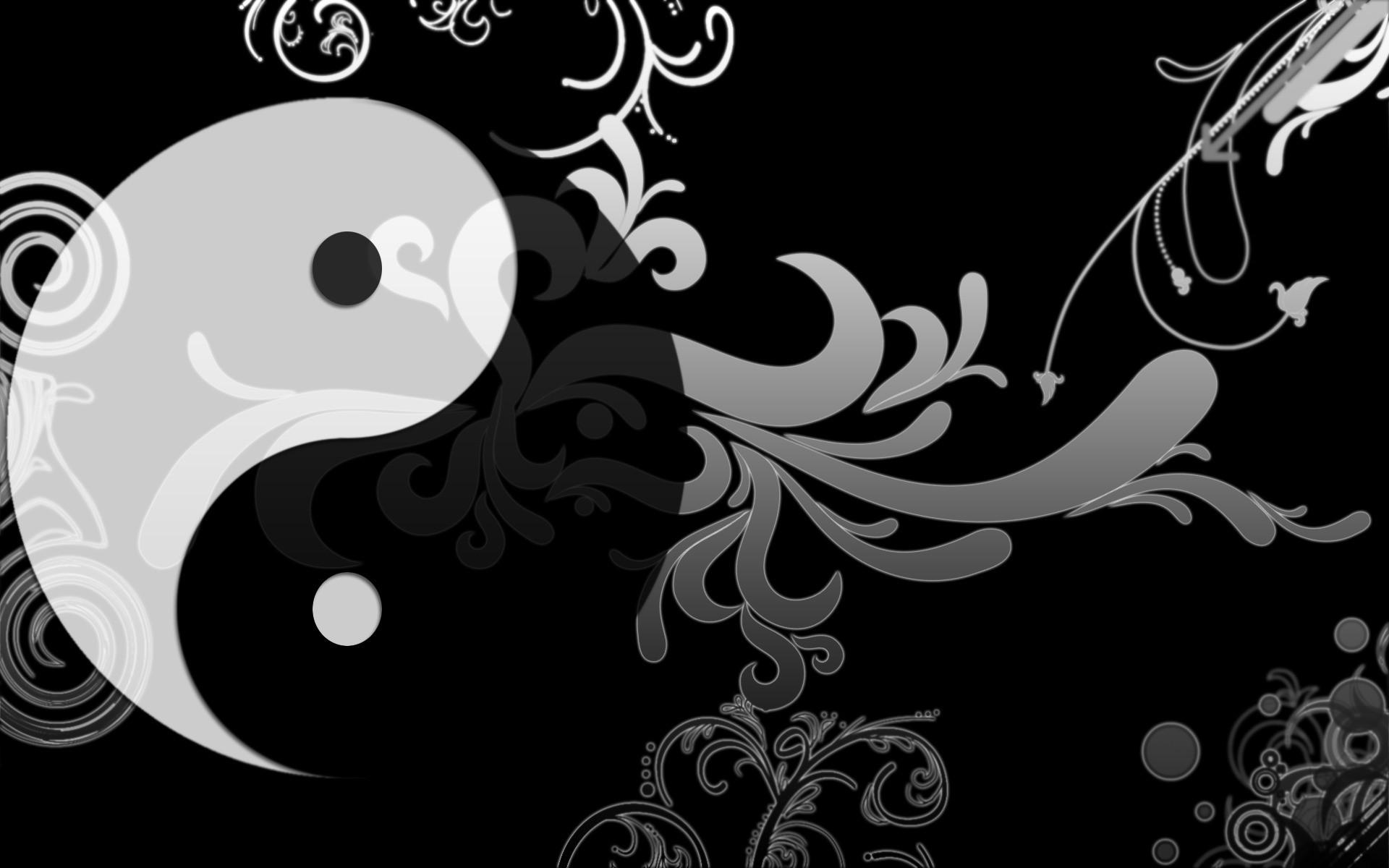 Yin And Yang Widescreen Wallpaper – #18628