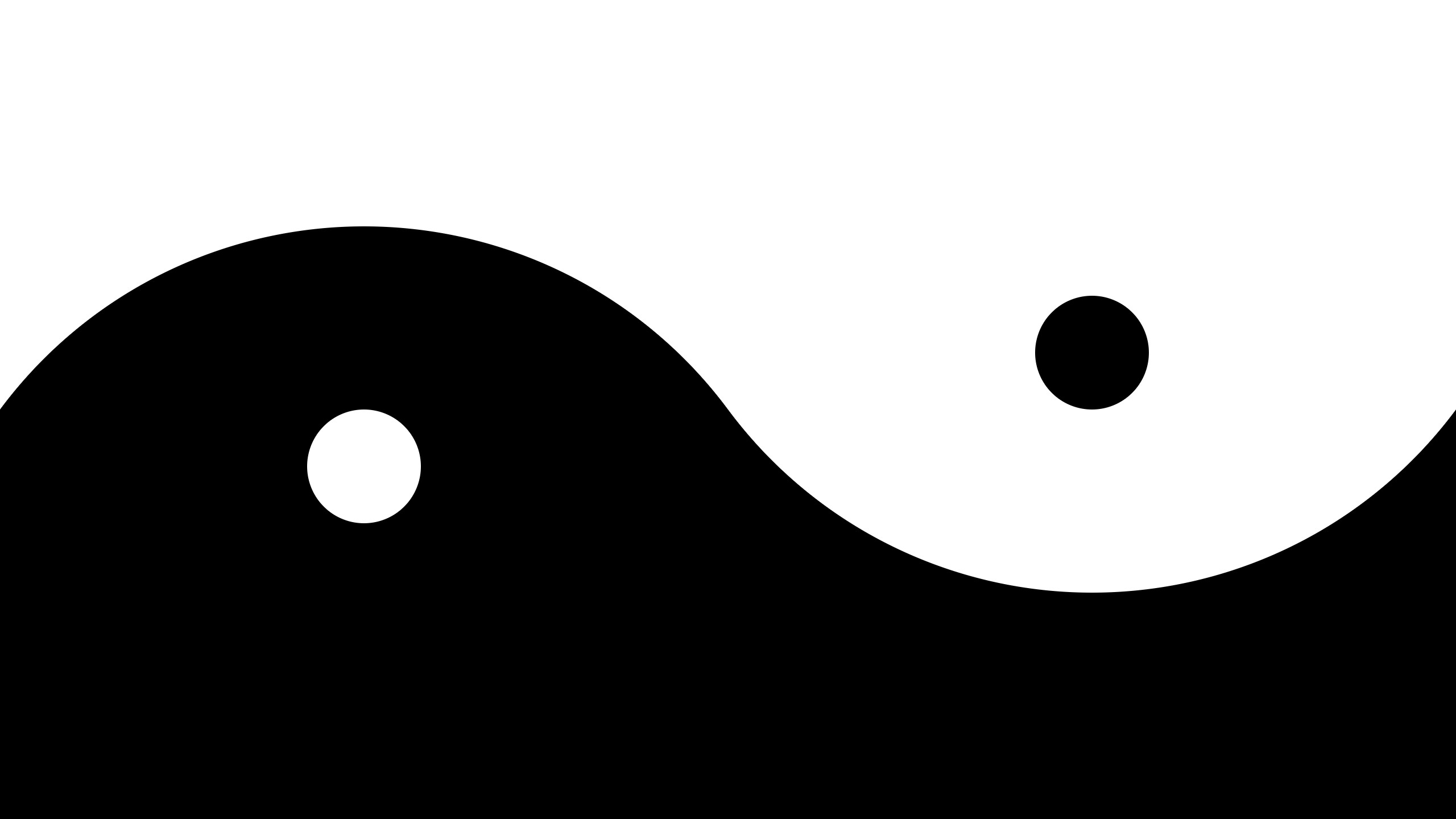 yin yang Wallpaper HD
