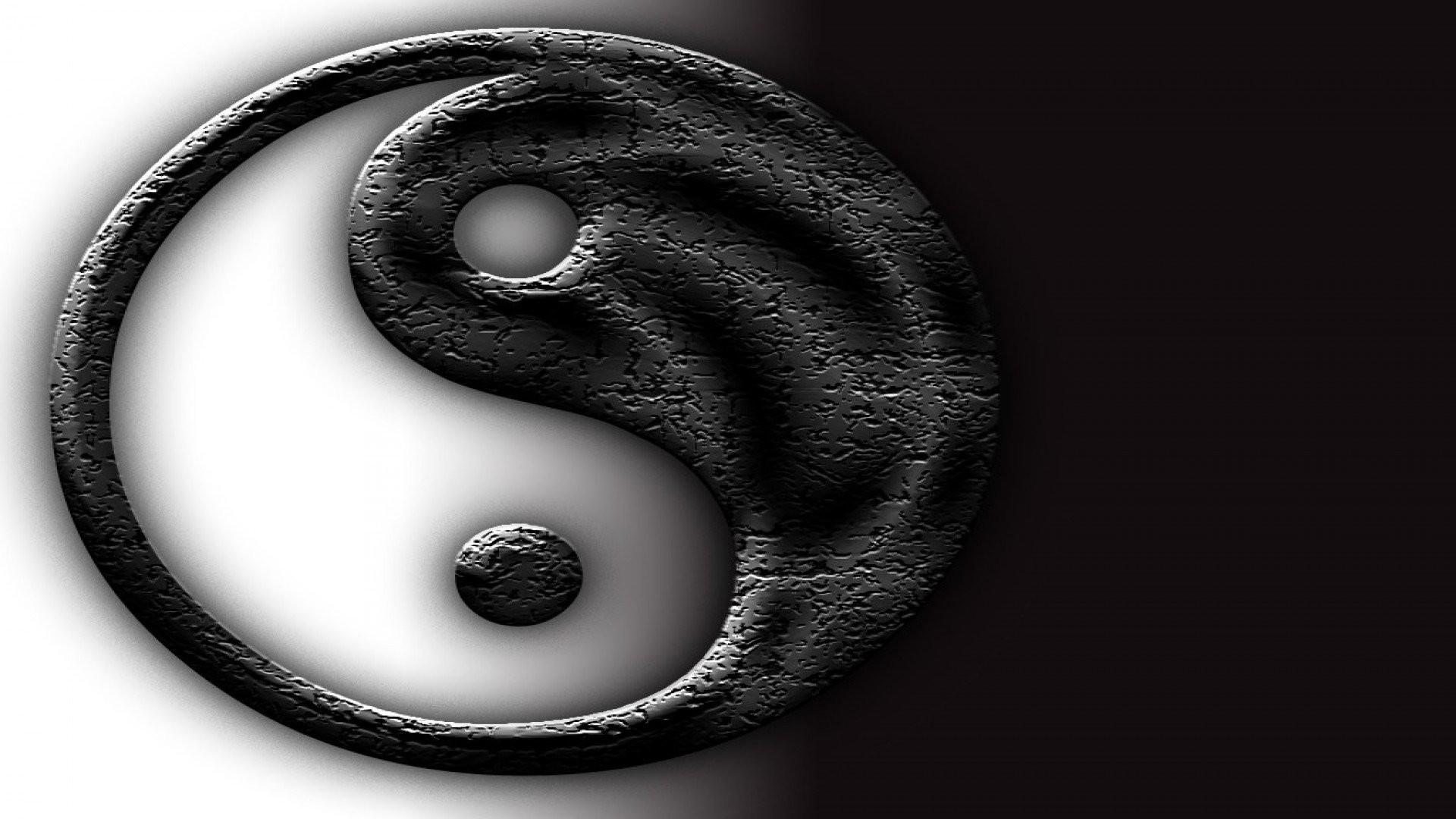 Cracked Yin Yang