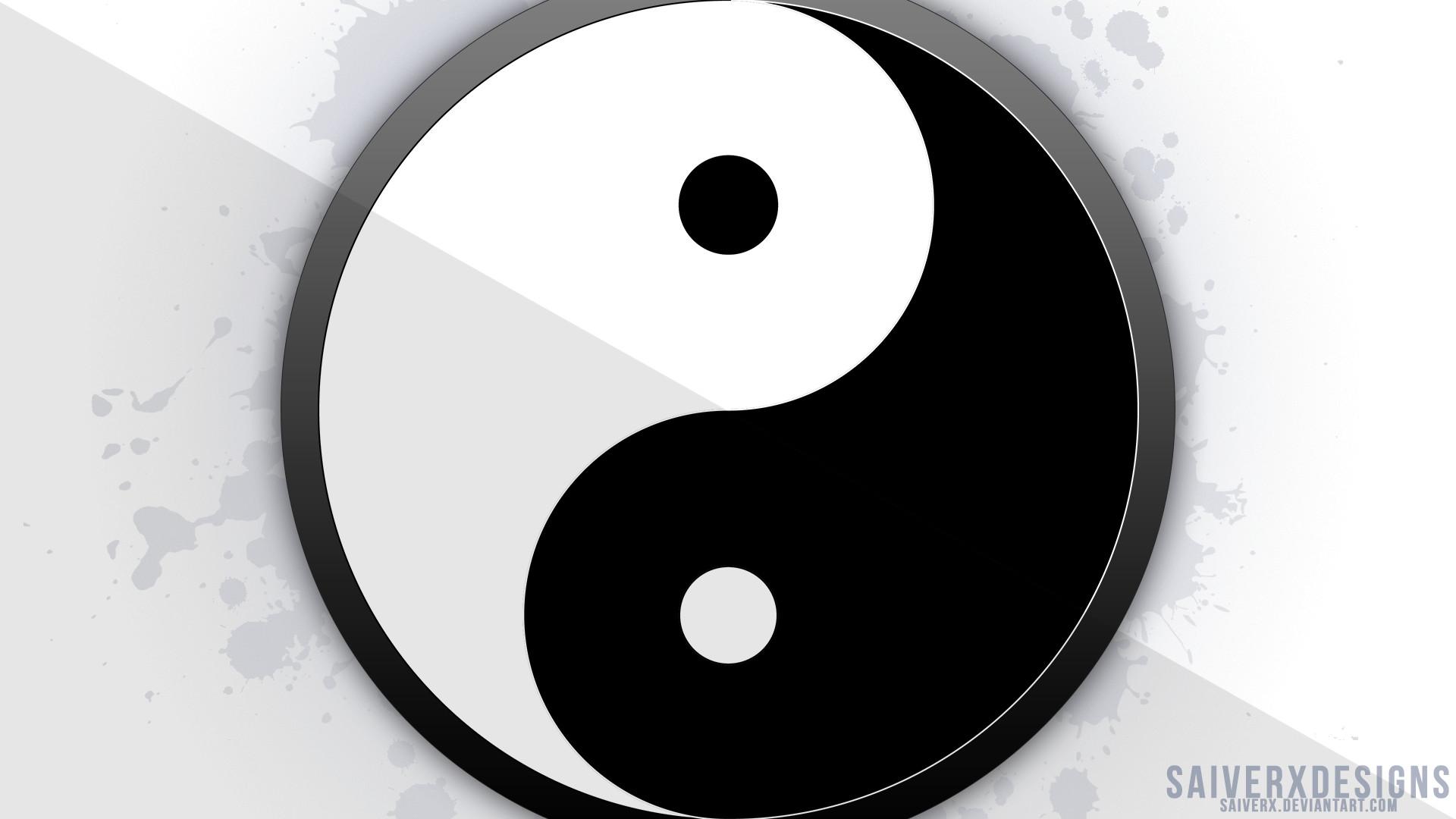 Yin Yang by saiverx Yin Yang by saiverx