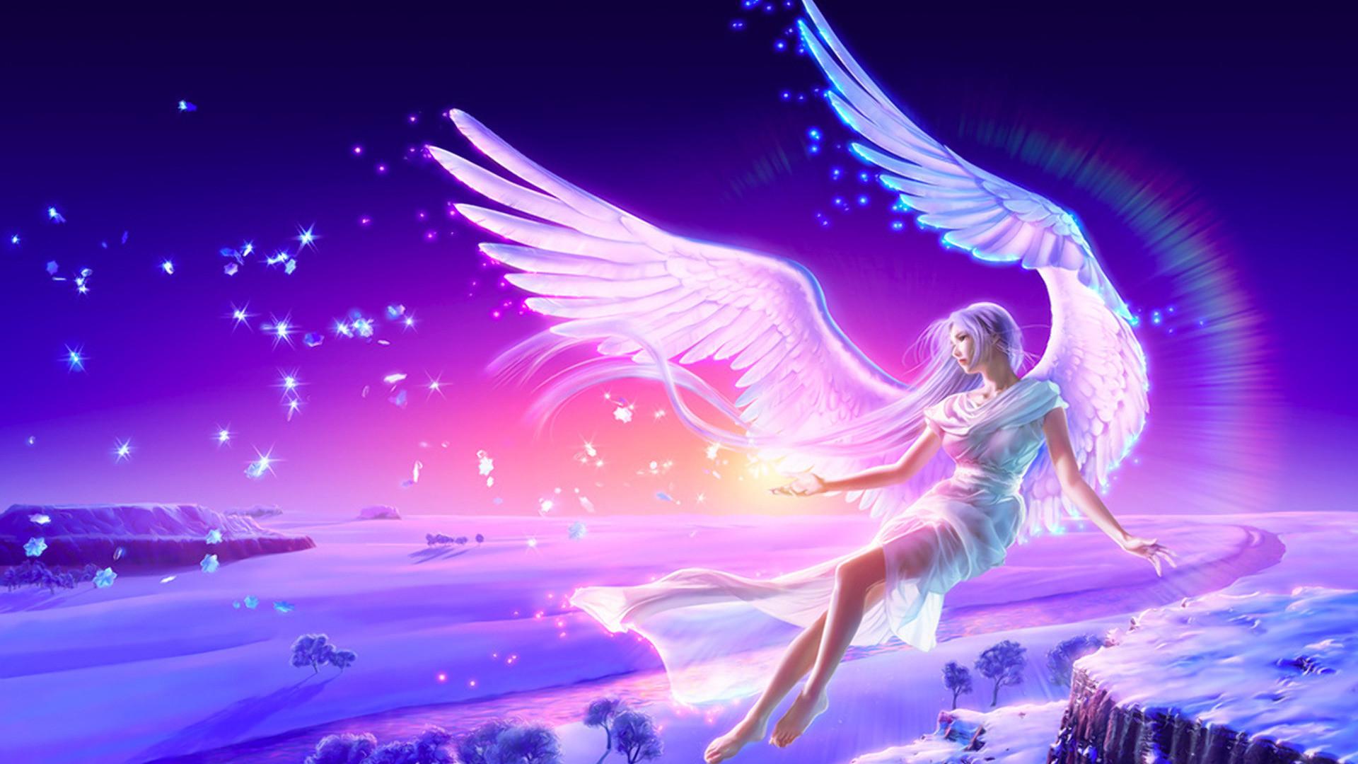 свои ангел картинки фантазия красивый день