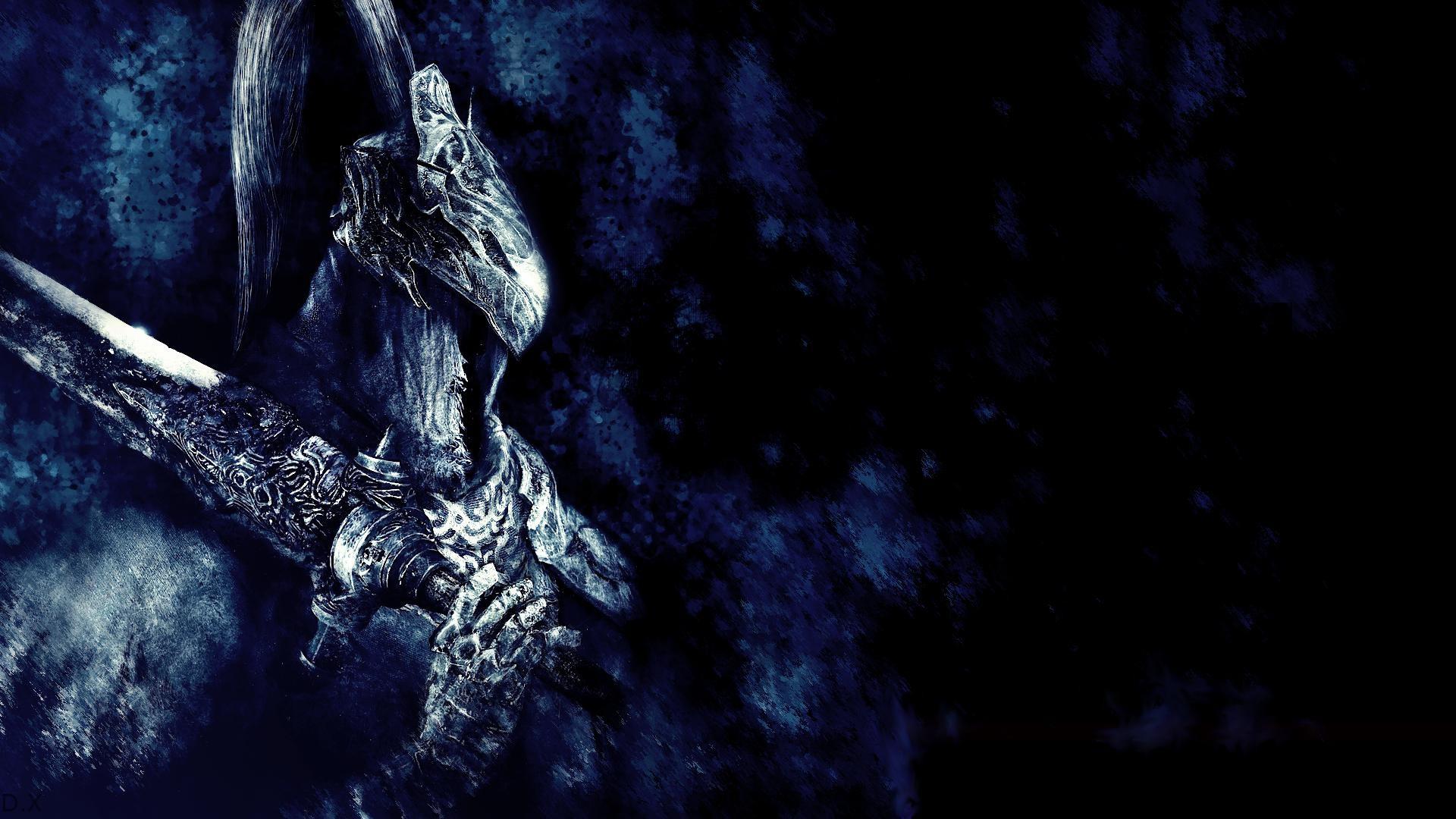 71 Dark Souls Black Knight