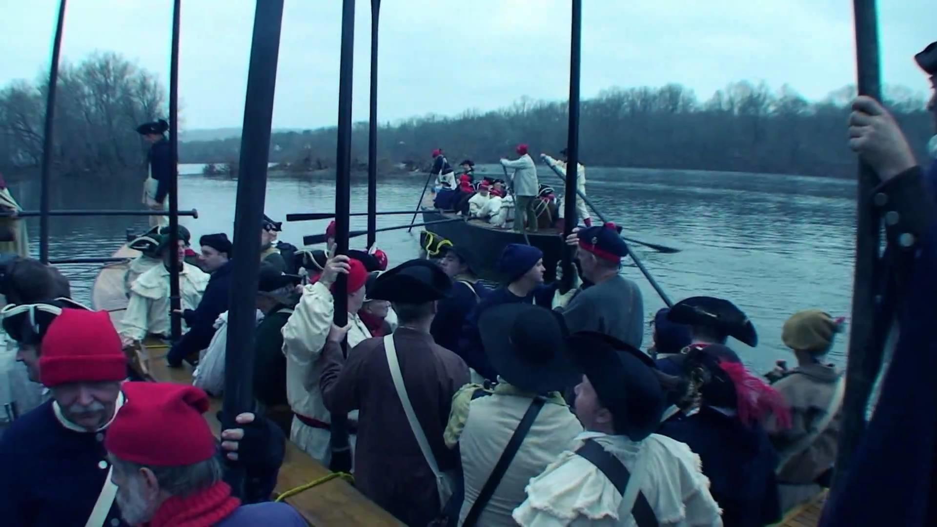 51 Washington Crossing The Delaware