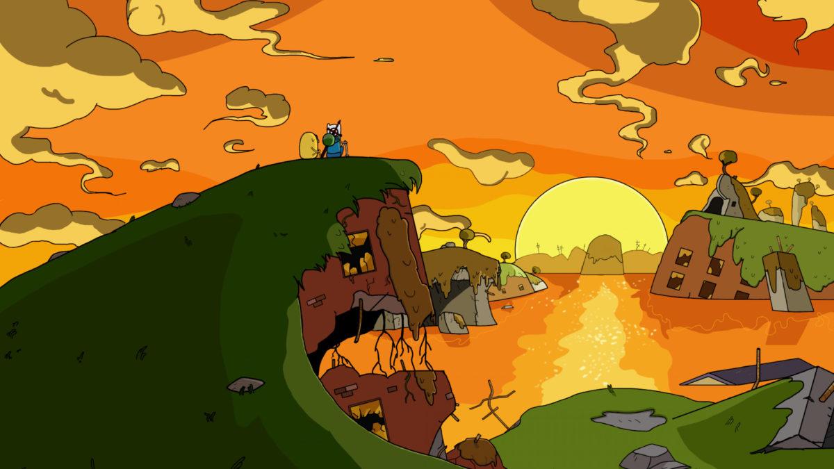 Adventure Time Wallpaper VI750 | Vizidbooth Wallpaper Blog