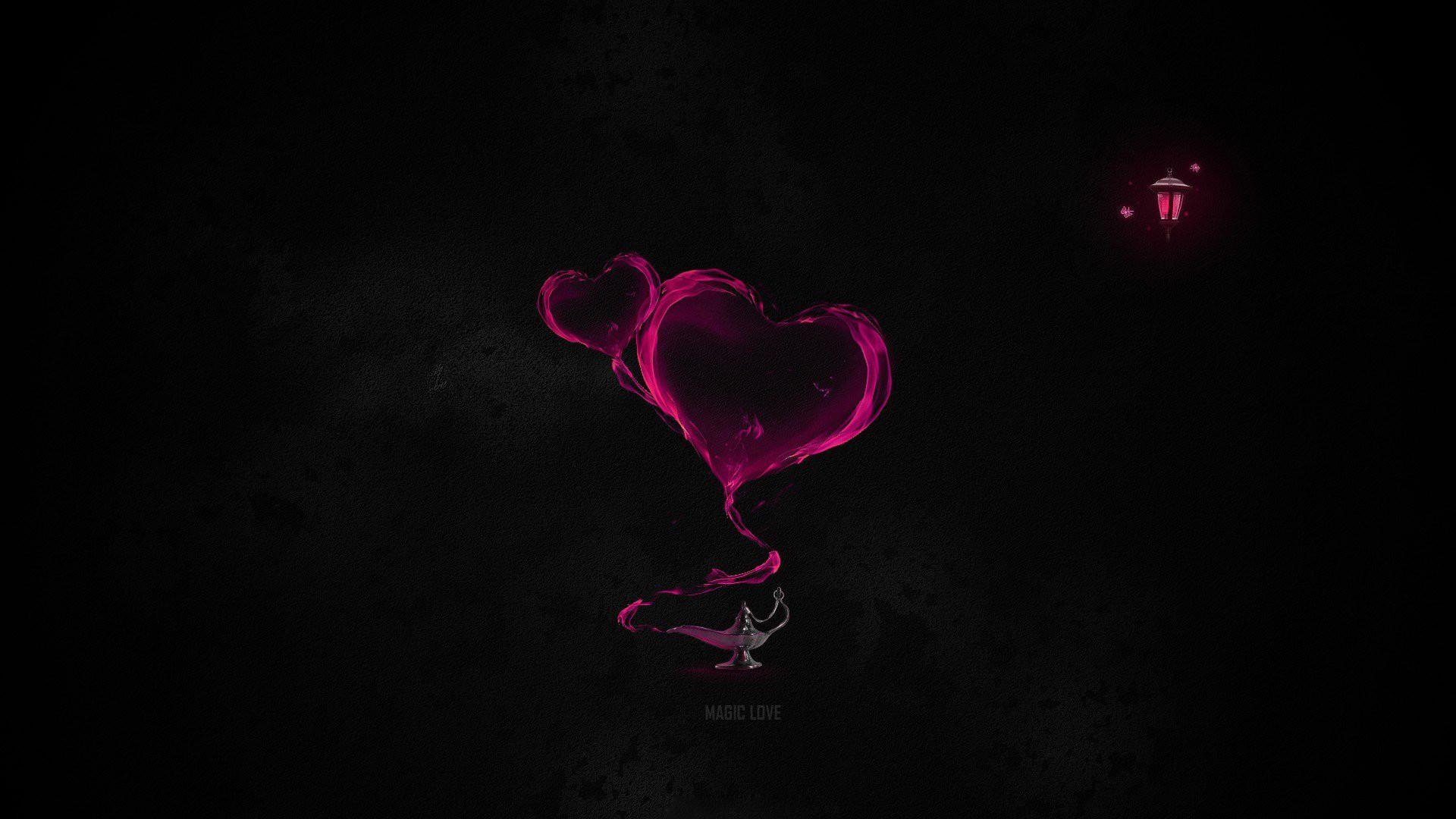 Темные картинки с любовью