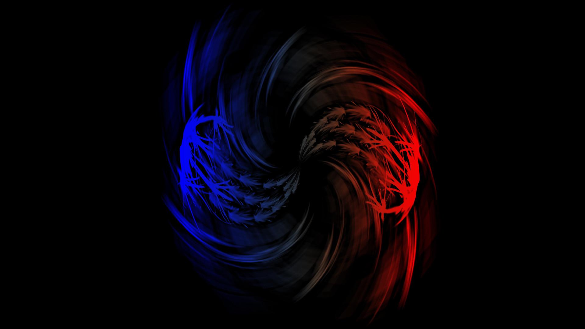 Abstract Yin Yang by MisterFurocity Abstract Yin Yang by MisterFurocity