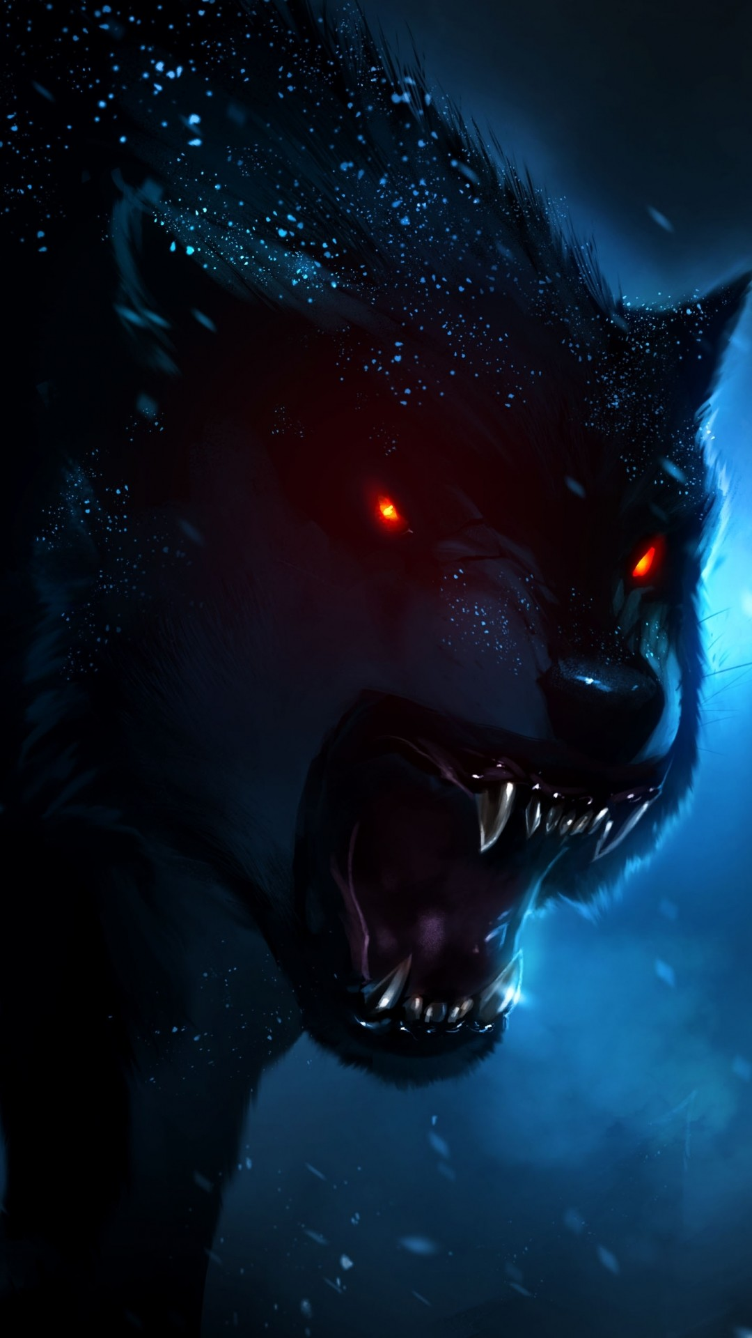 iPhone 6S – Fantasy/Wolf – Wallpaper ID: 578390