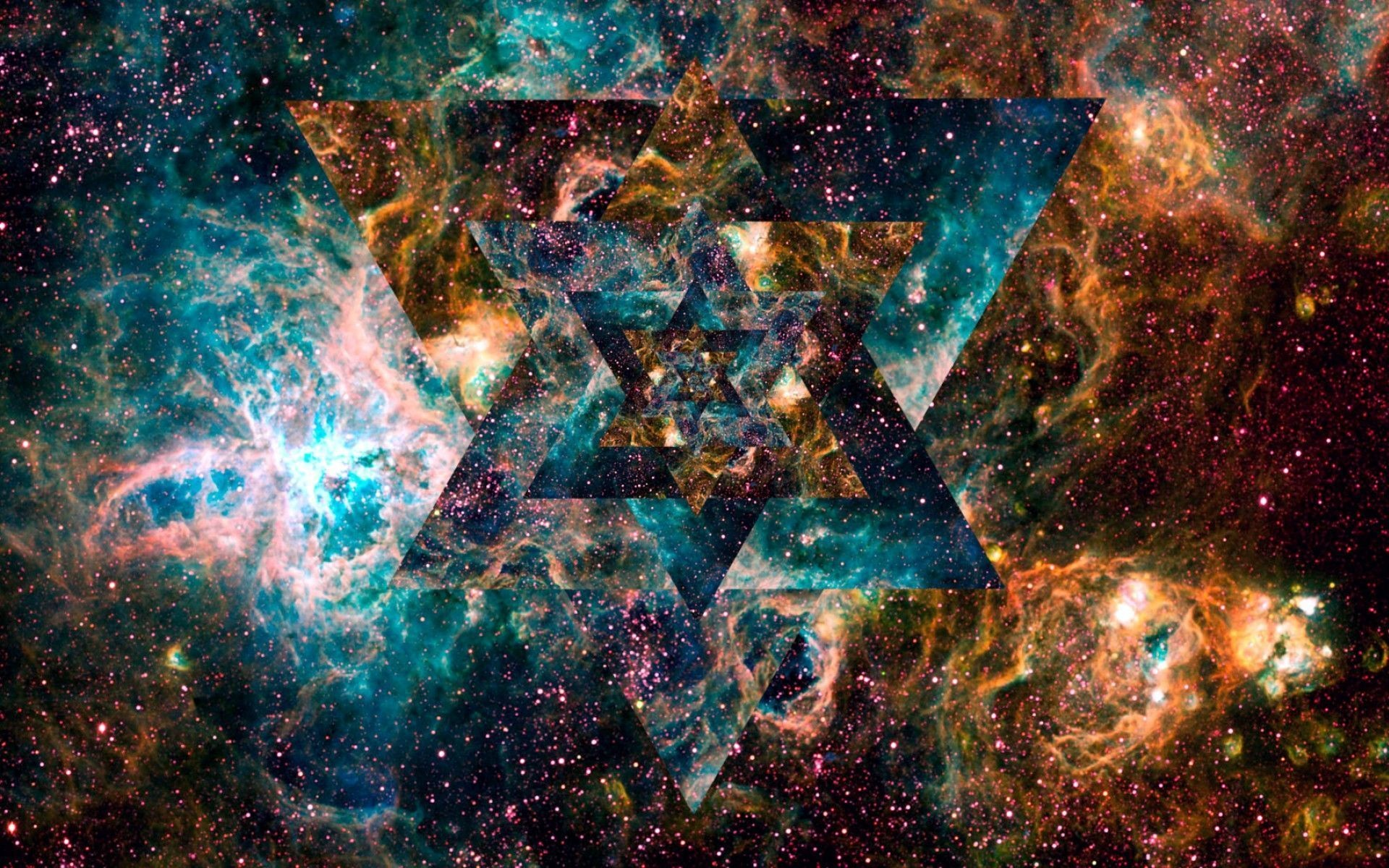 Trippy Space Wallpapers Full Hd