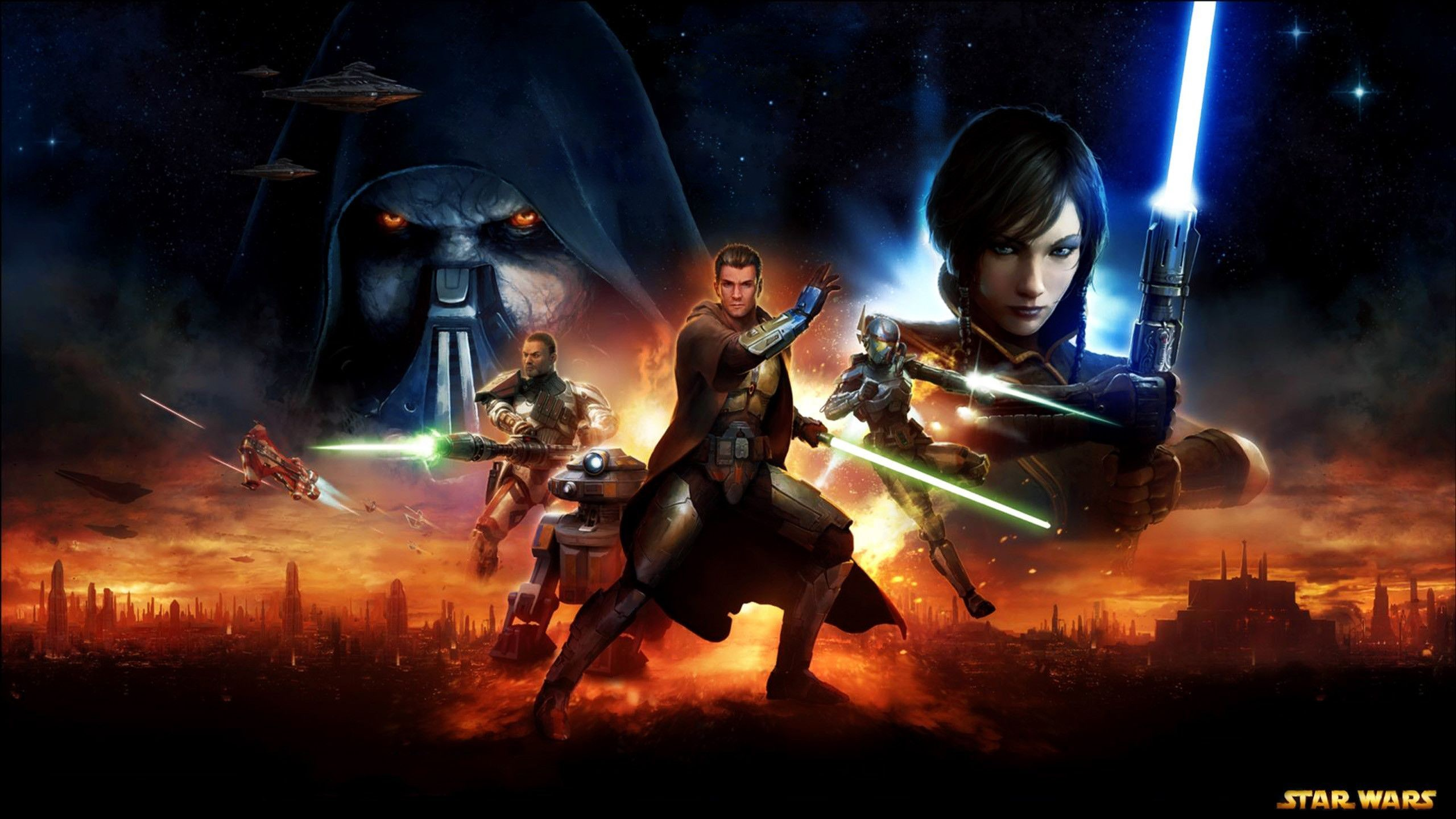 Star Wars: The Old Republic Wallpapers 1920×1080 – Wallpaper Cave