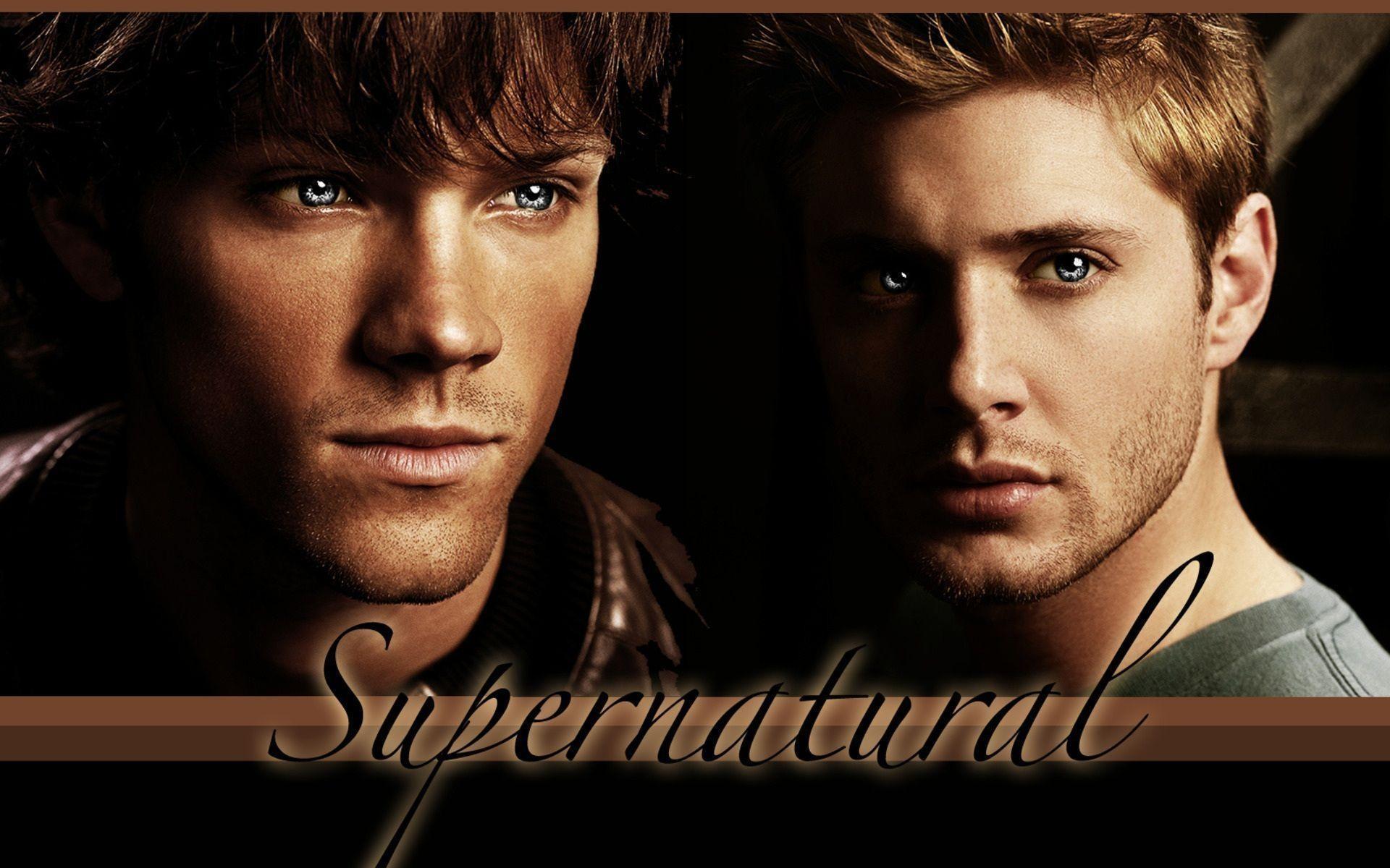 Supernatural characters images Supernatural wallpapers HD .