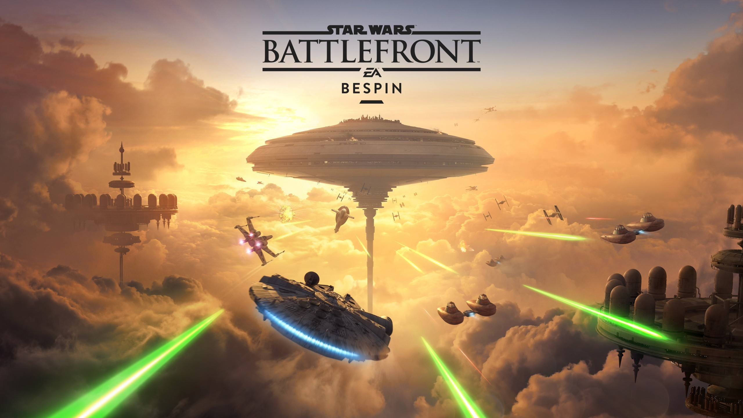 Games / Star Wars Battlefront Wallpaper