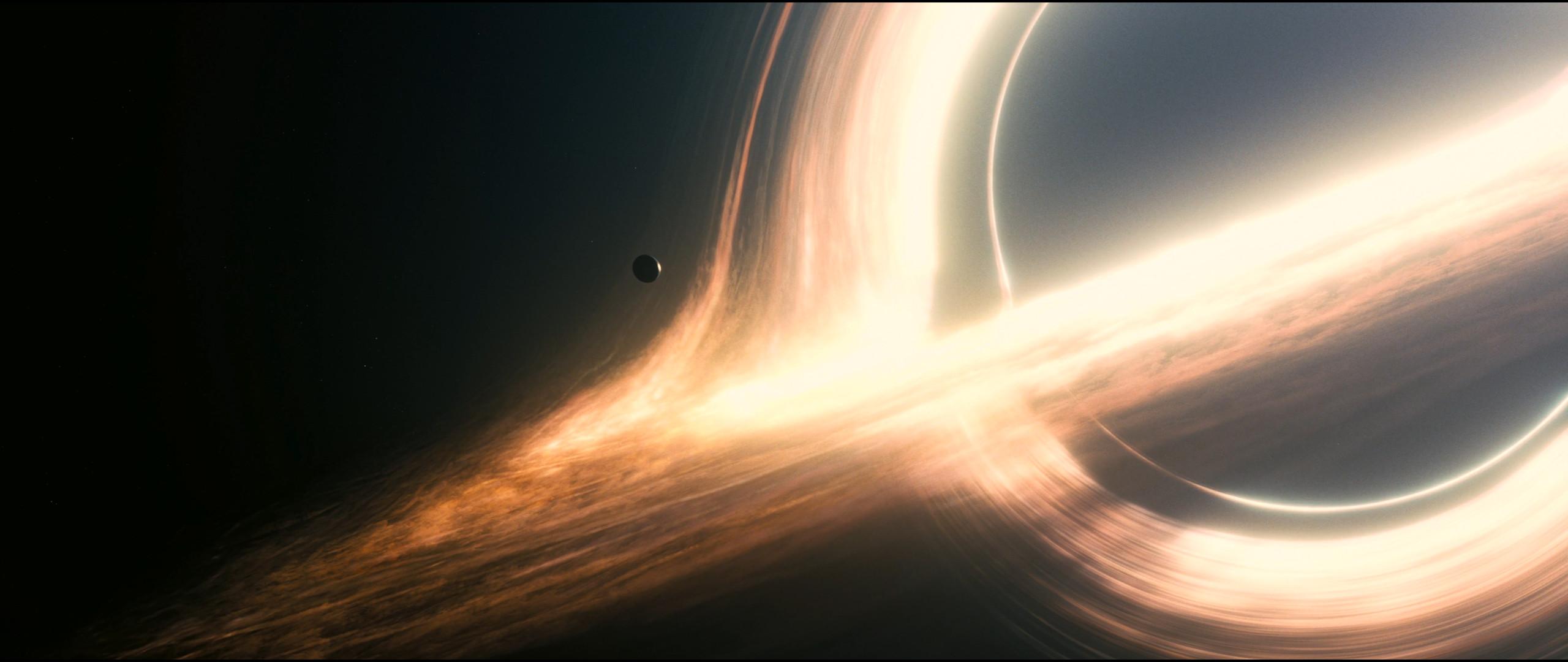 DeviantArt: More Like Interstellar Blackhole 2 Wallpaper (2560 x .