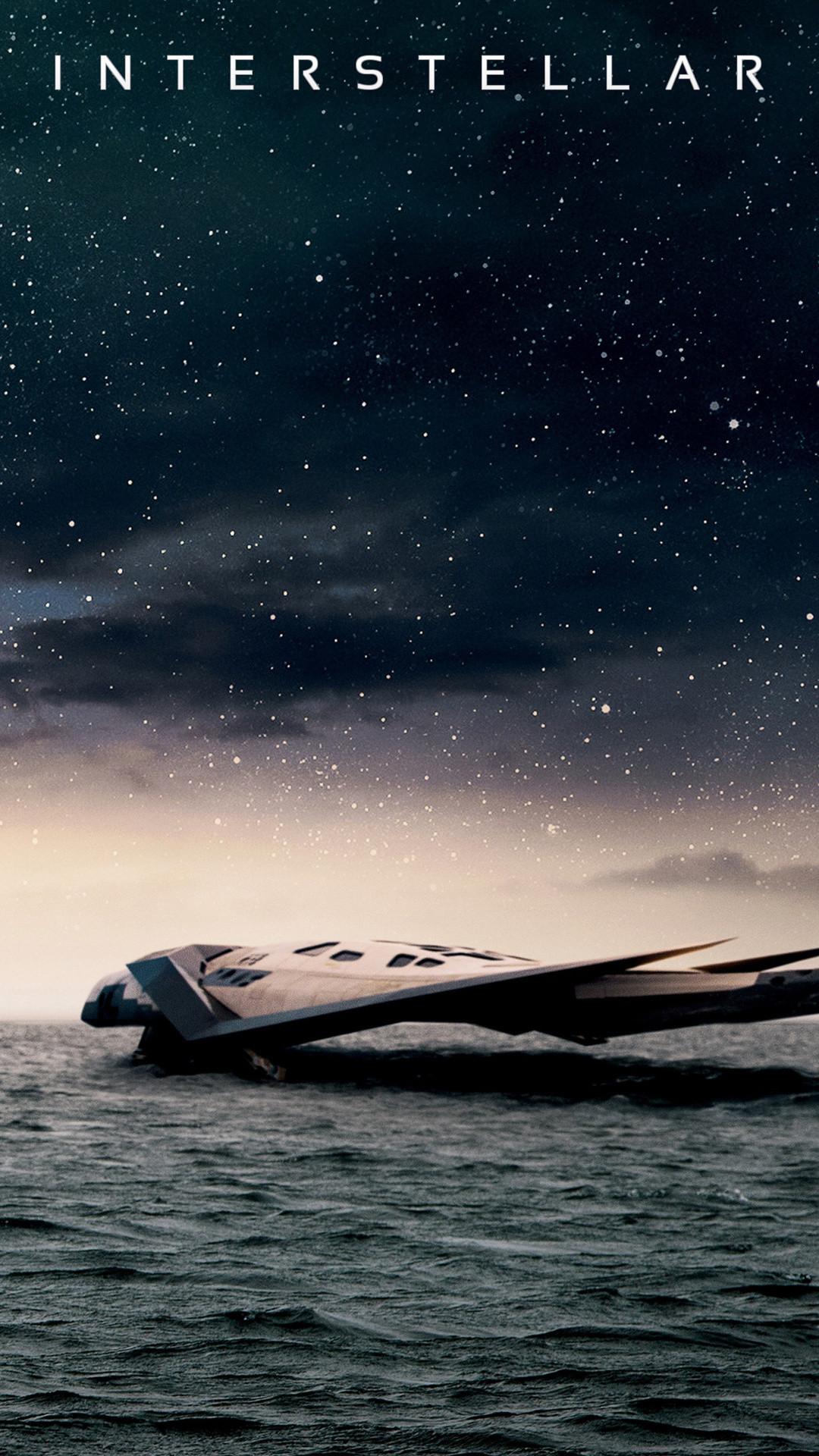 Interstellar The Movie Mobile HD Wallpaper