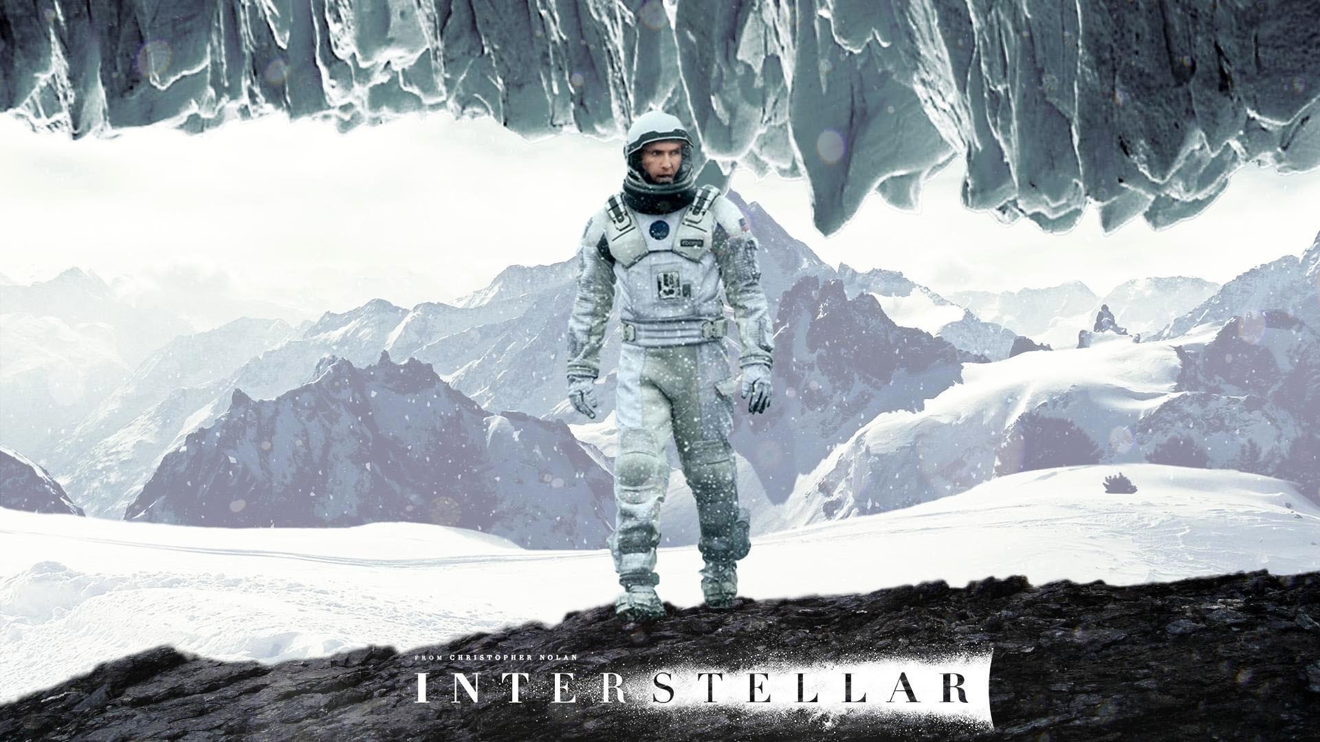Interstellar Movie Scene wallpaper