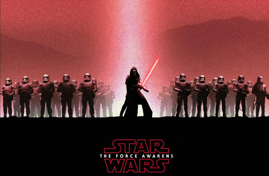 Star Wars Episode VII: The Force Awakens Wallpaper