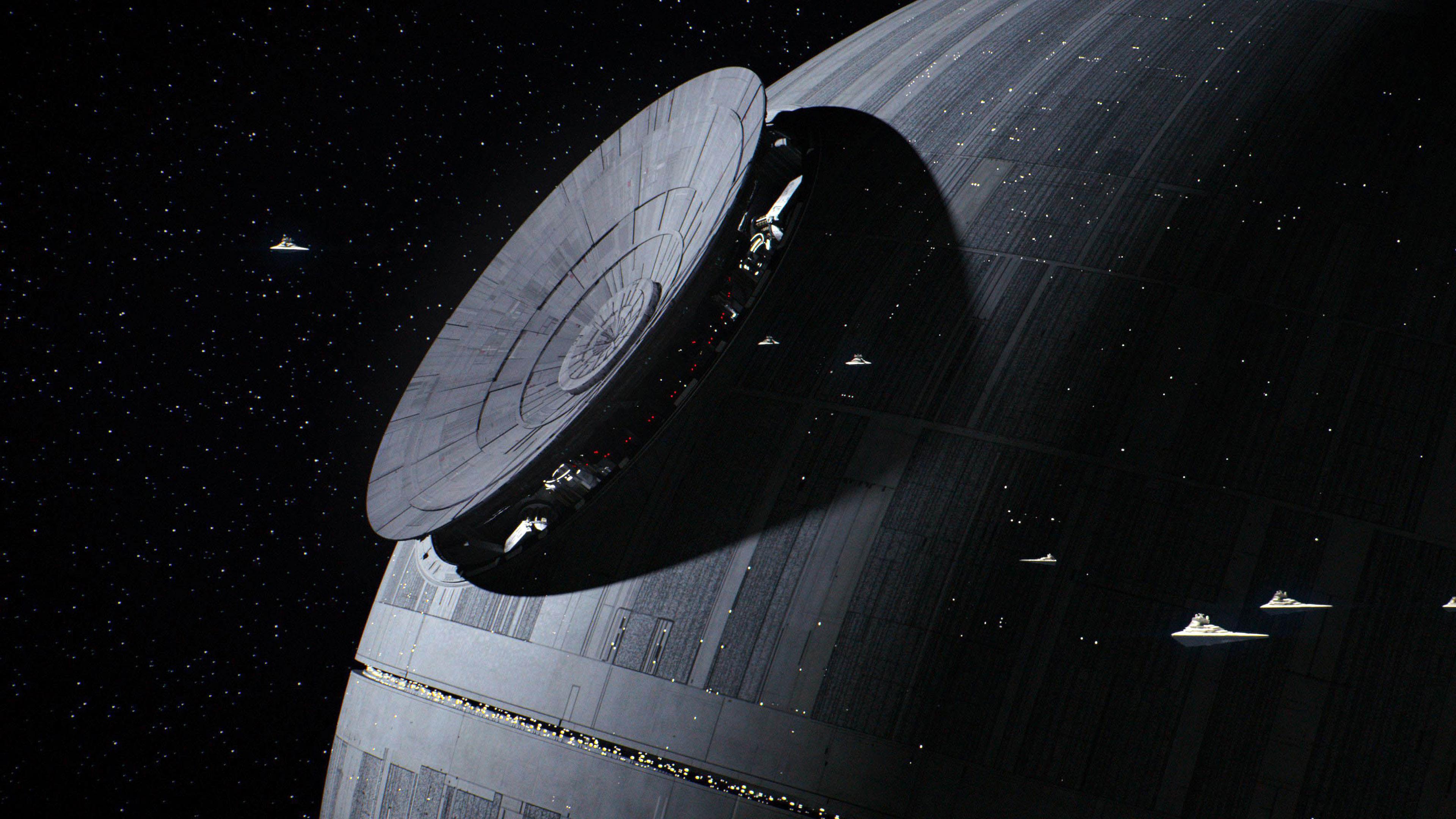 Star Wars Rogue One – Death Star wallpaper