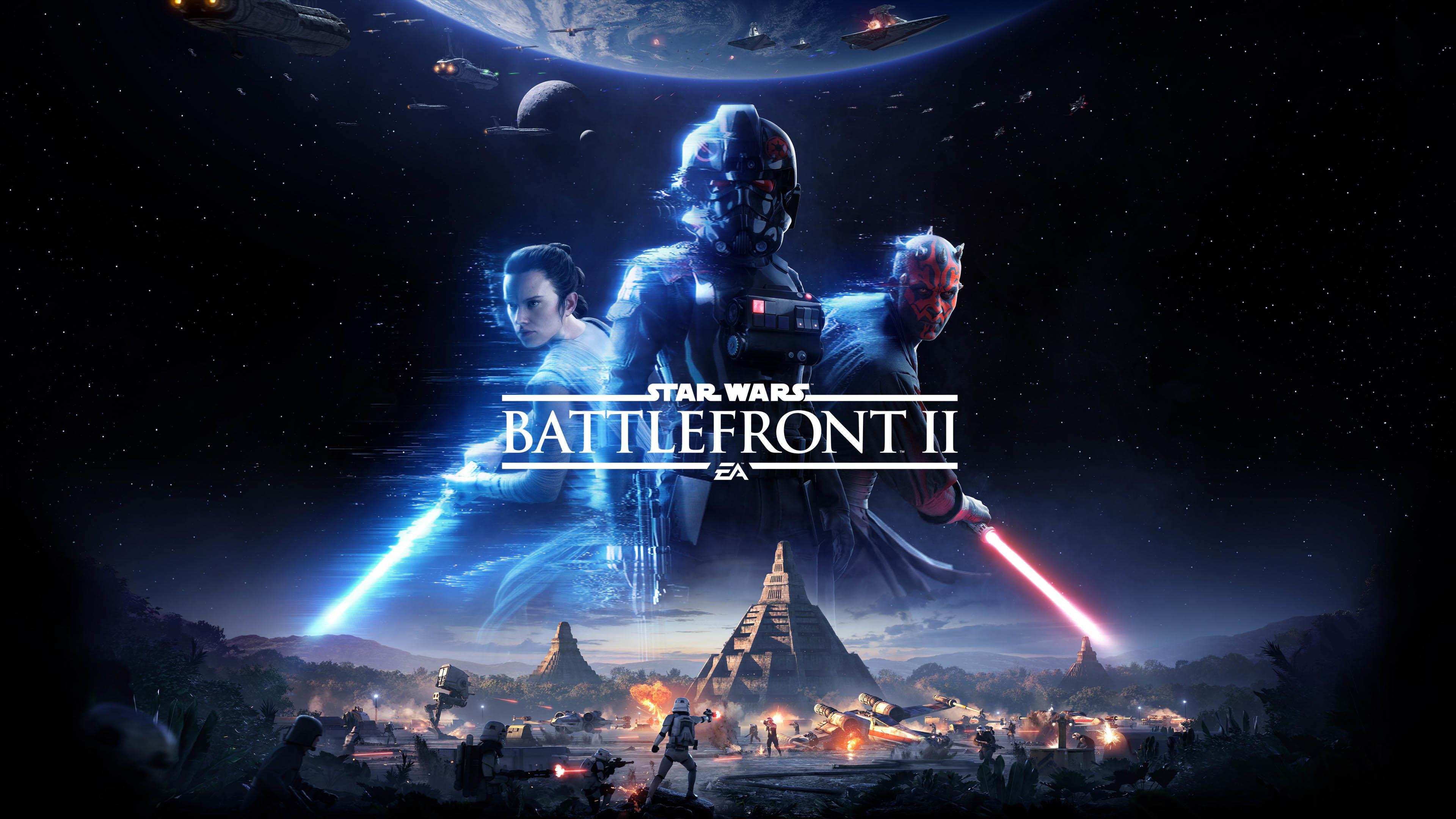 Star Wars: Battlefront II wallpaper