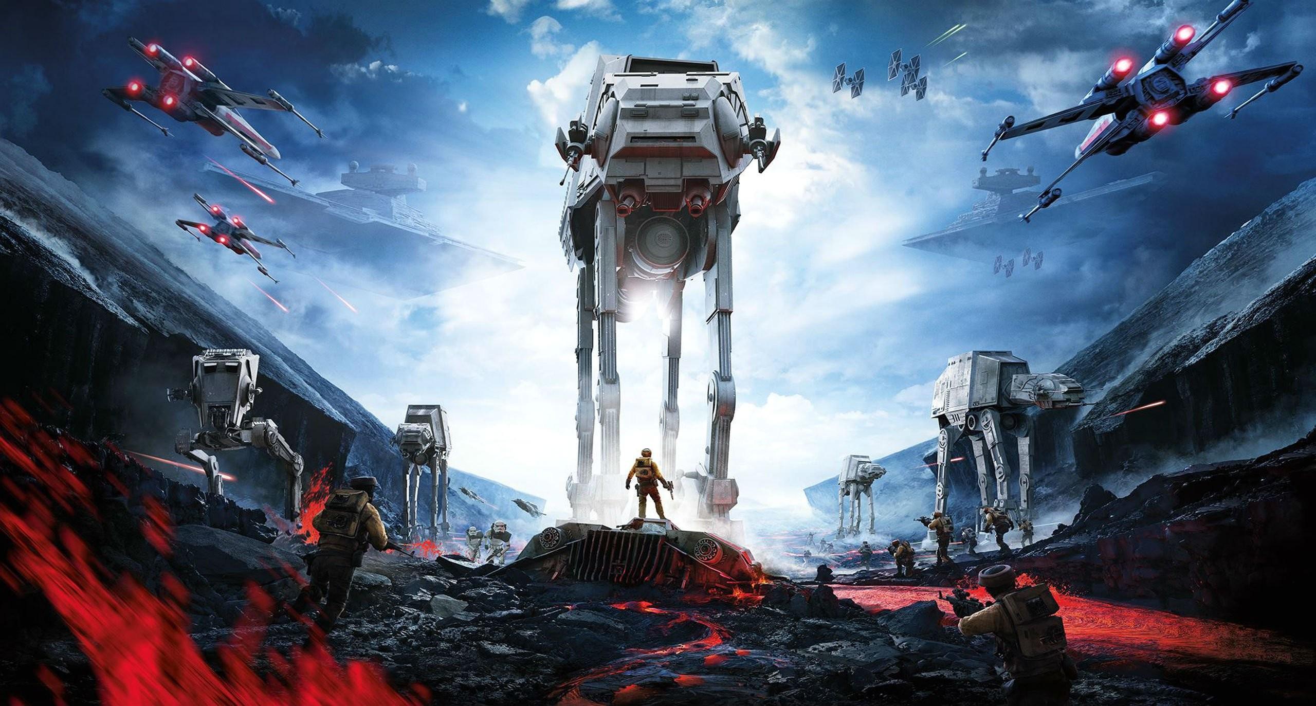 1080p Star Wars Battlefront Wallpaper Pictures