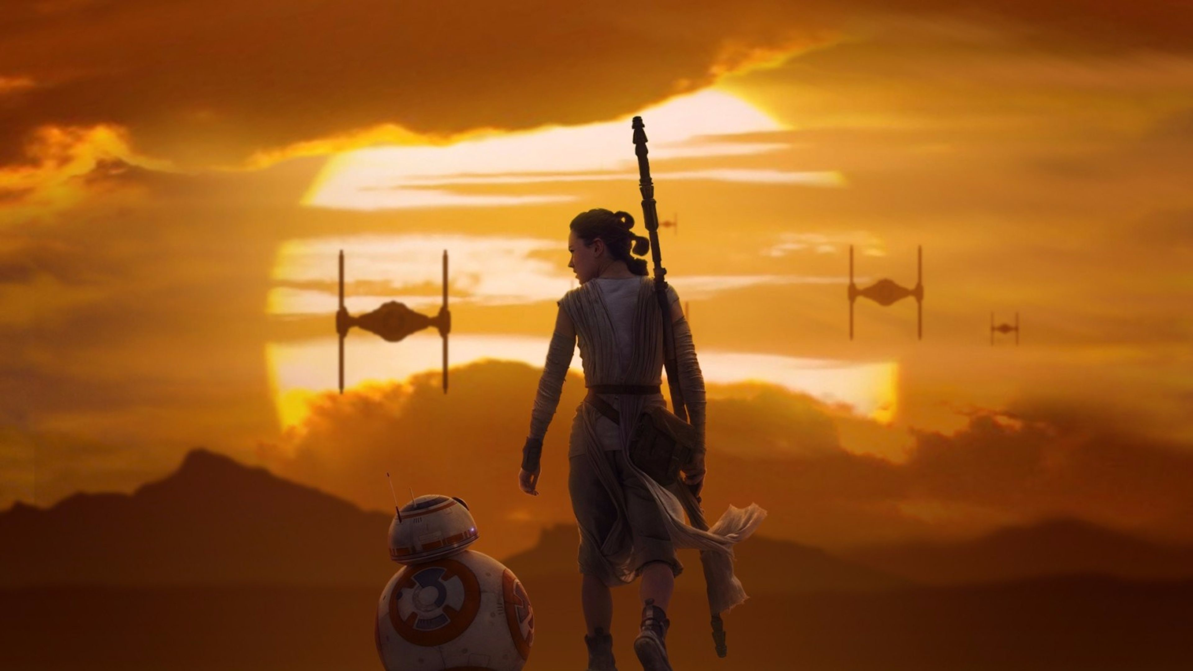 Inspirational 2016 Star Wars The Force Awakens 4K Wallpapers