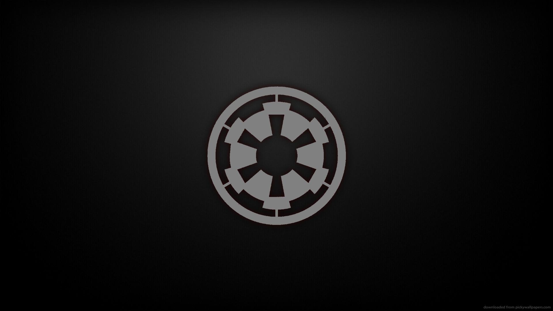 <b>Star Wars</b> Republic <b>Logo Wallpaper<