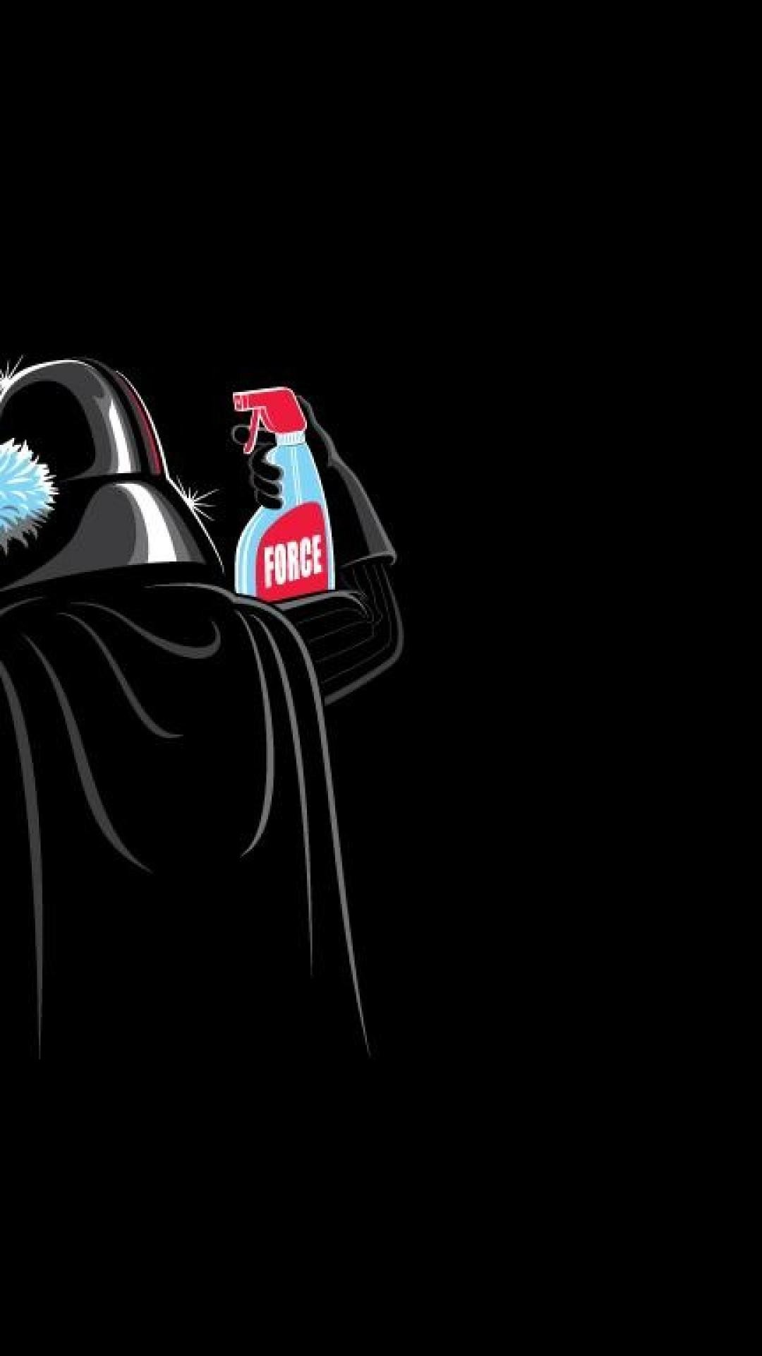 Funny Star Wars Iphone Wallpaper