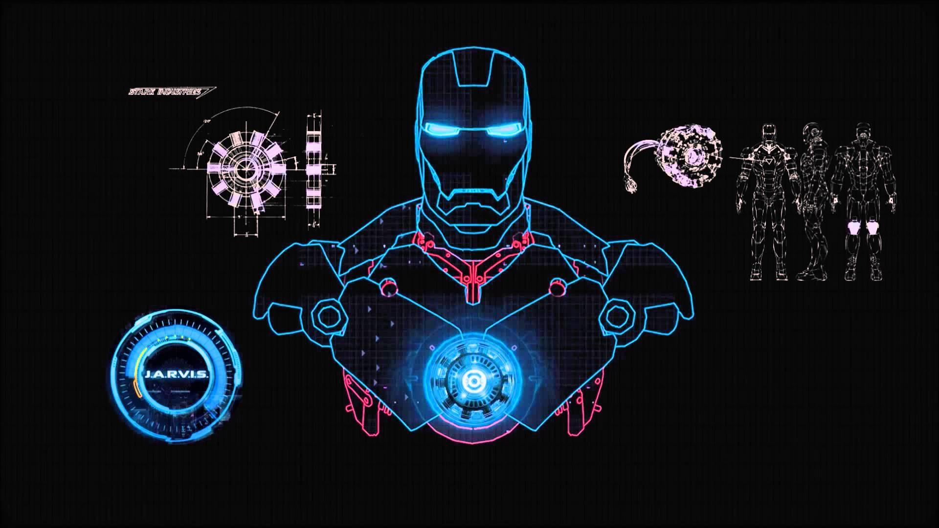 Iron Man Jarvis Wallpaper