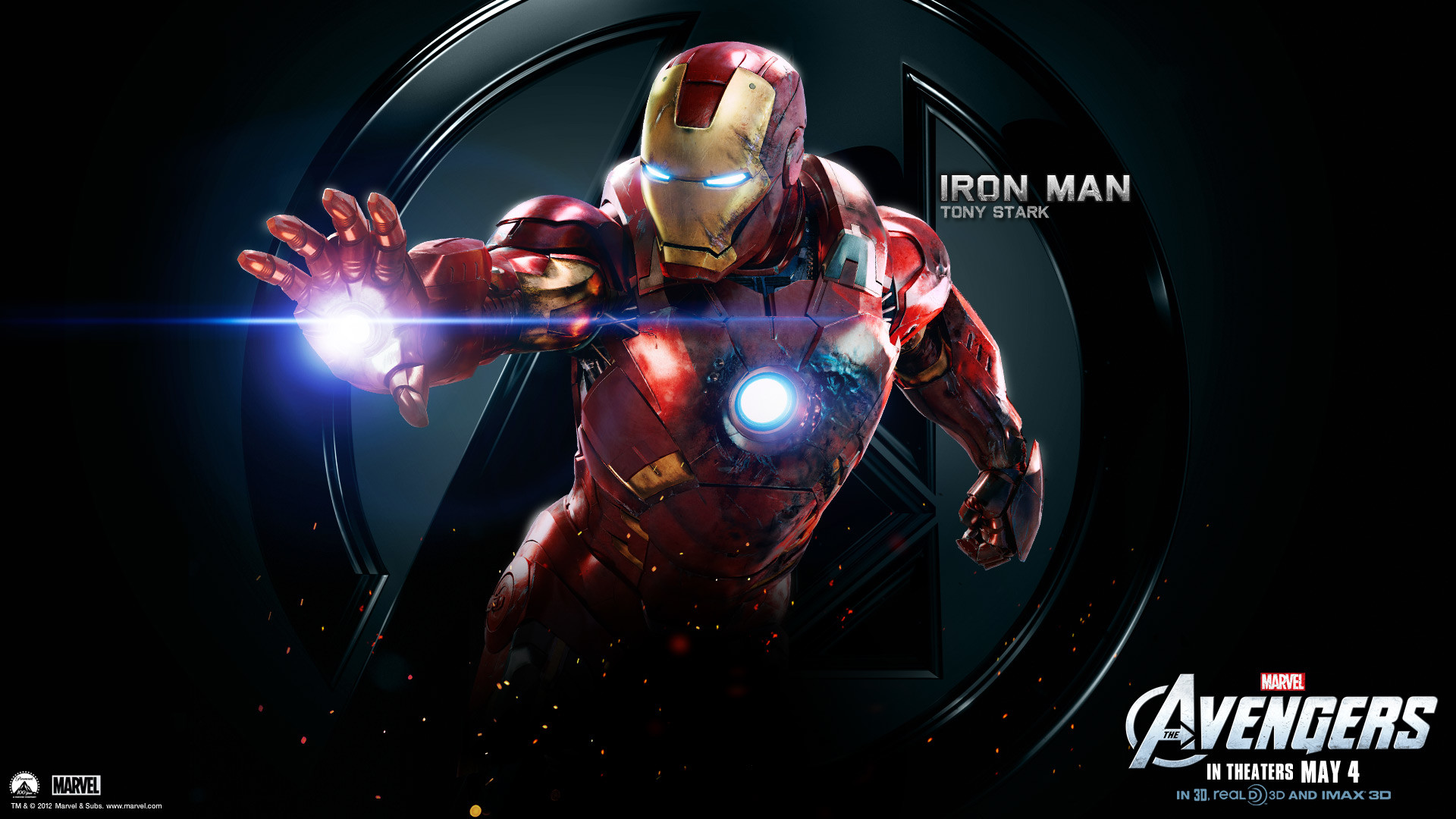 Iron Man in Avengers Movie wallpapers (78 Wallpapers)