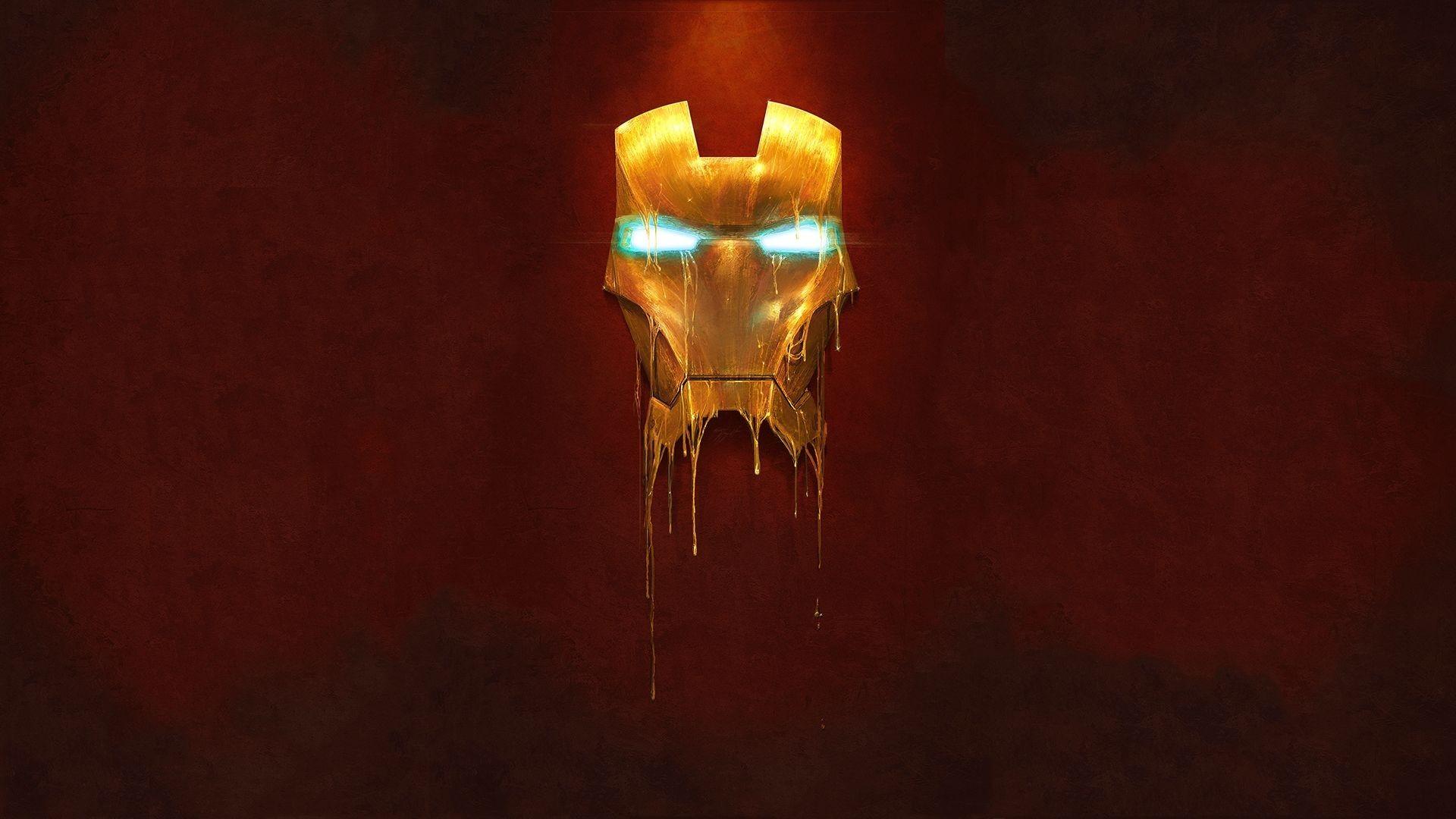 Wallpaper Iron Man