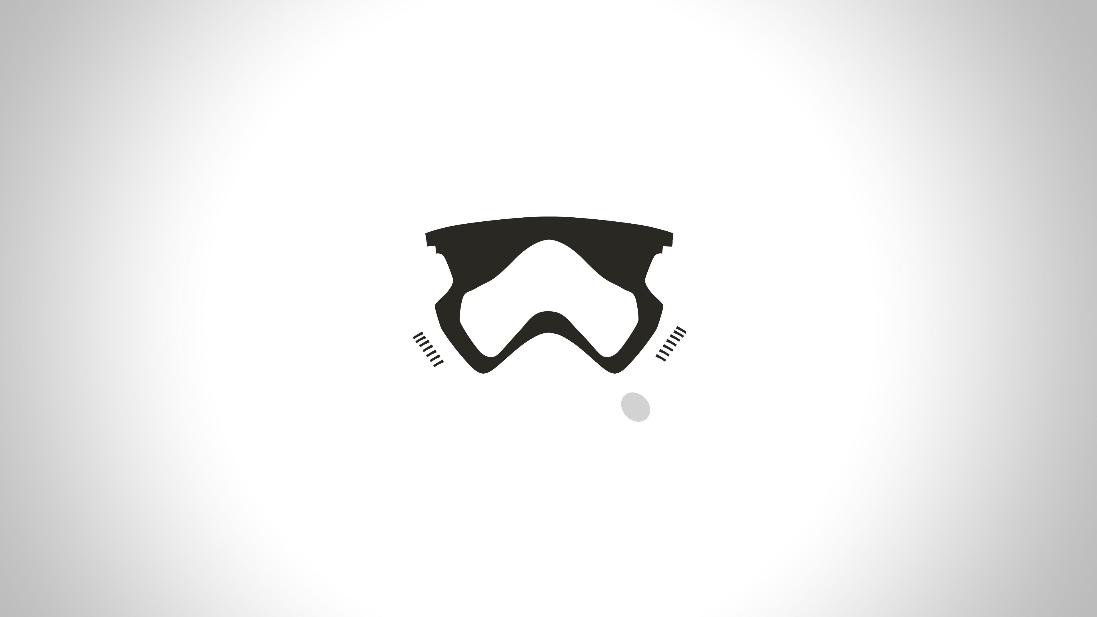 First Order Stormtrooper Wallpaper