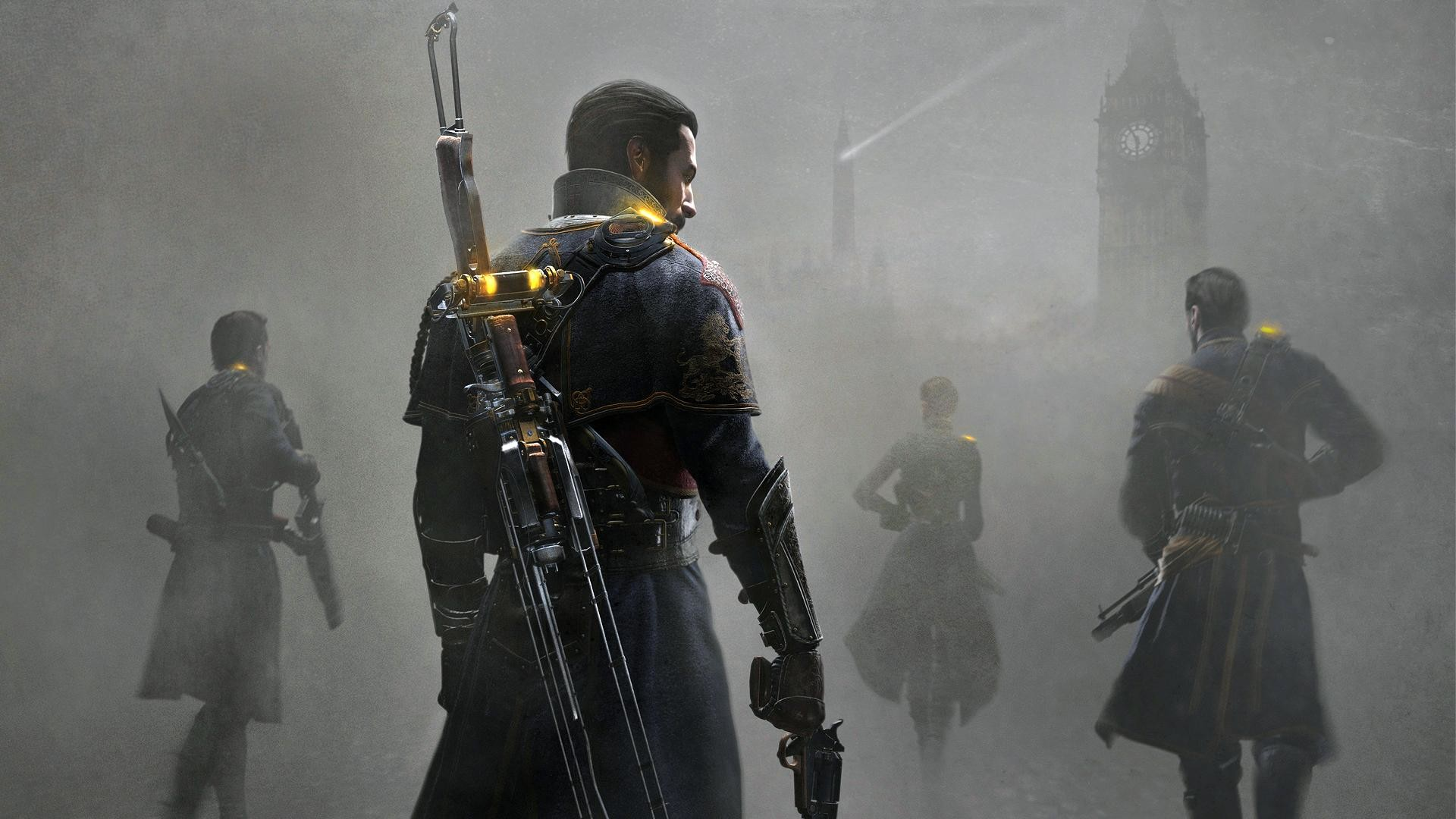 Click to edit; The Order: 1886
