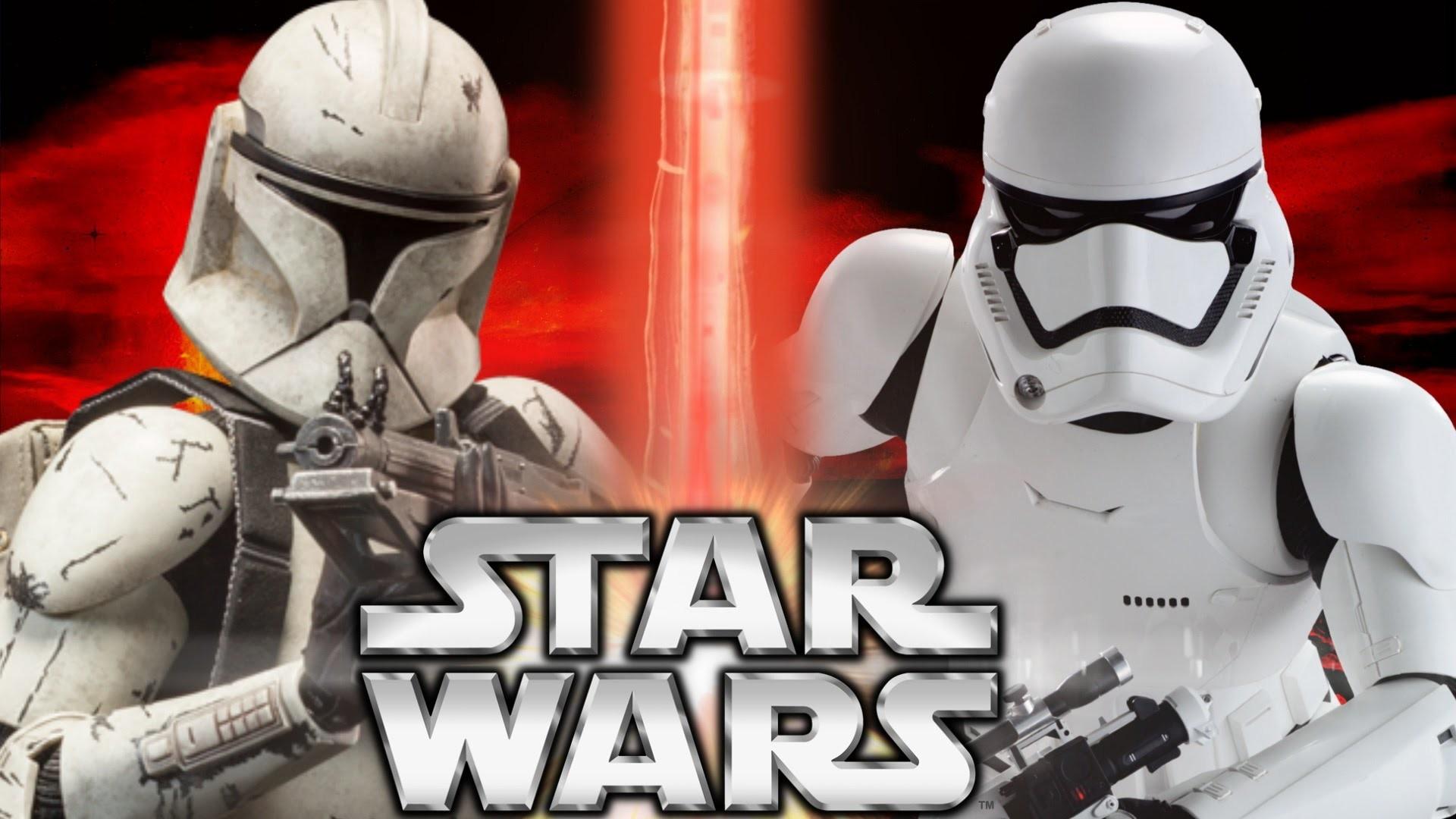 First Order Stormtrooper – Versus Series – YouTube